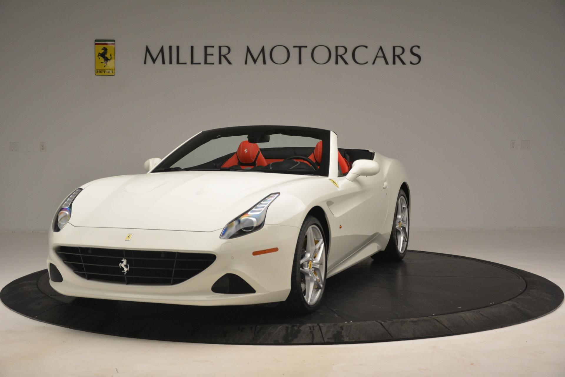Used 2016 Ferrari California T  For Sale In Greenwich, CT 3115_main