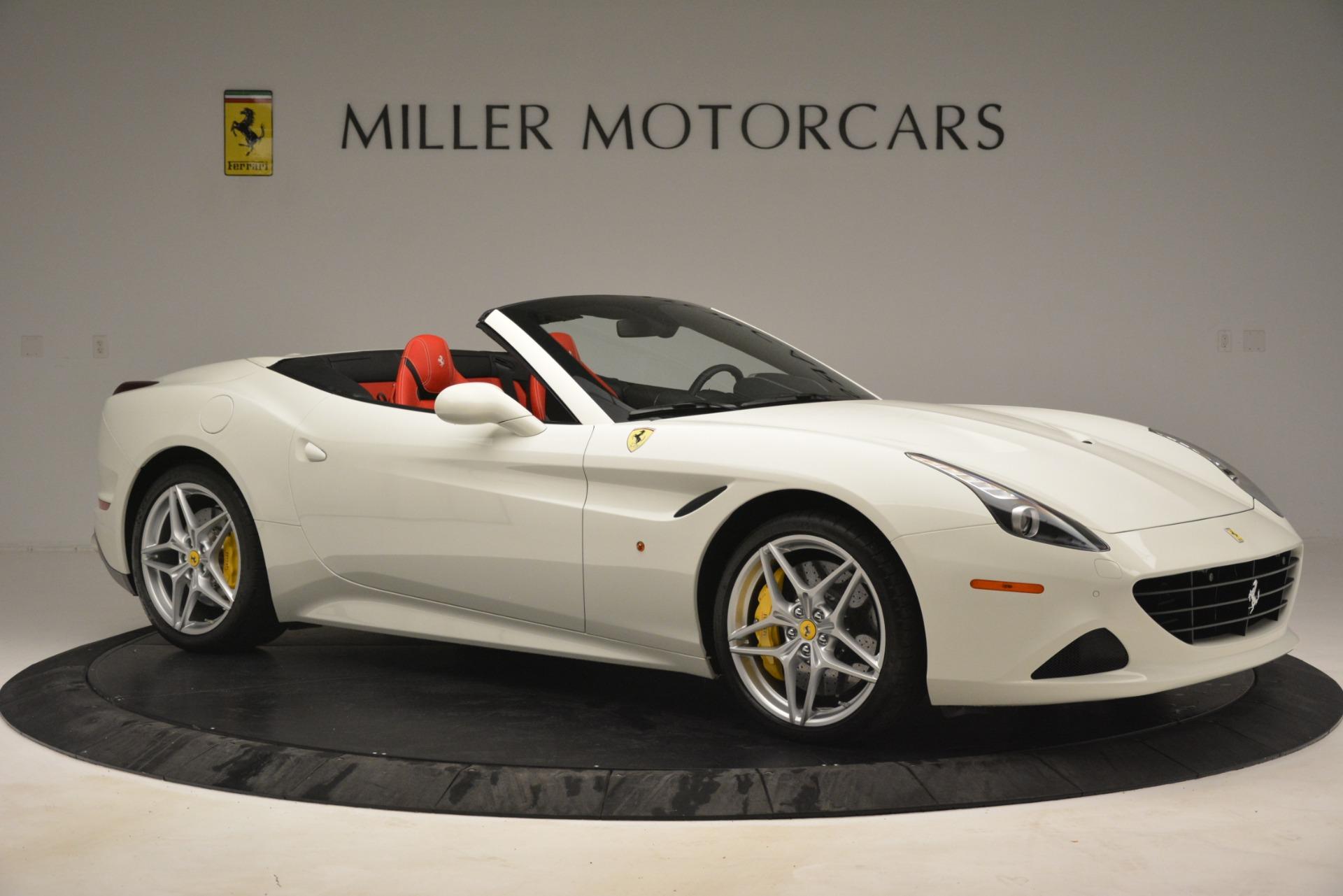 Used 2016 Ferrari California T  For Sale In Greenwich, CT 3115_p10