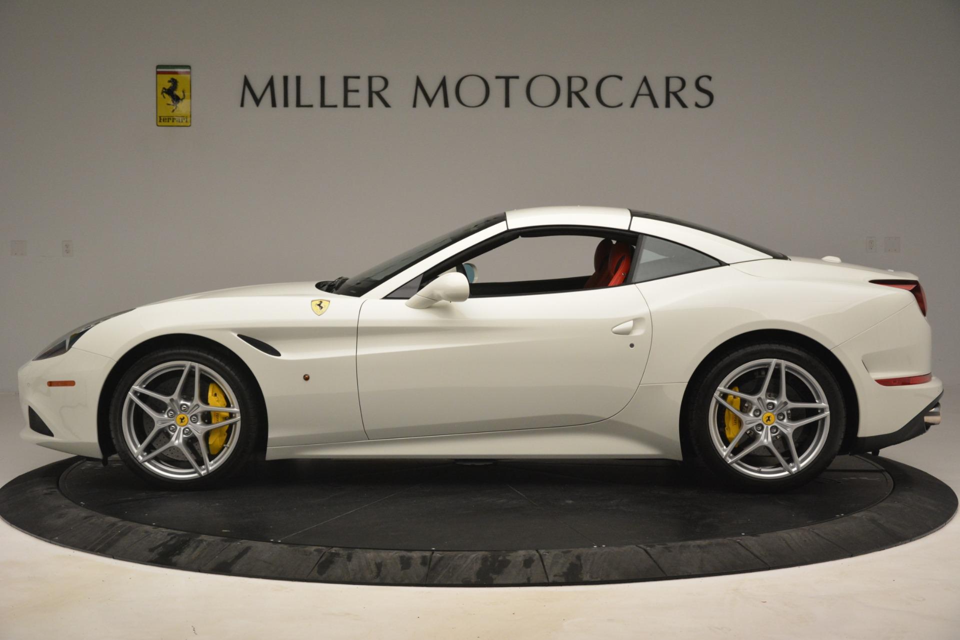 Used 2016 Ferrari California T  For Sale In Greenwich, CT 3115_p14