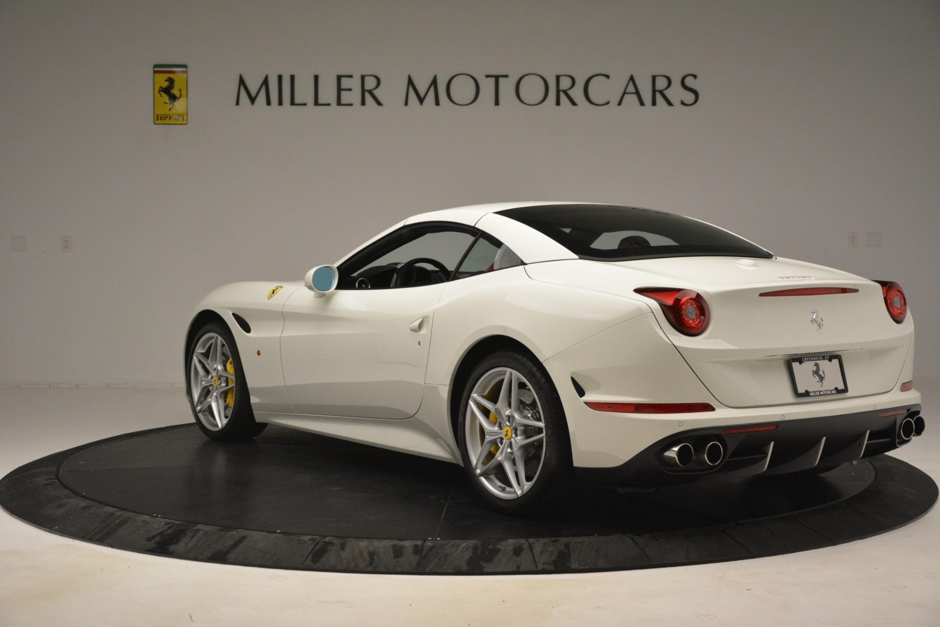 Used 2016 Ferrari California T  For Sale In Greenwich, CT 3115_p15