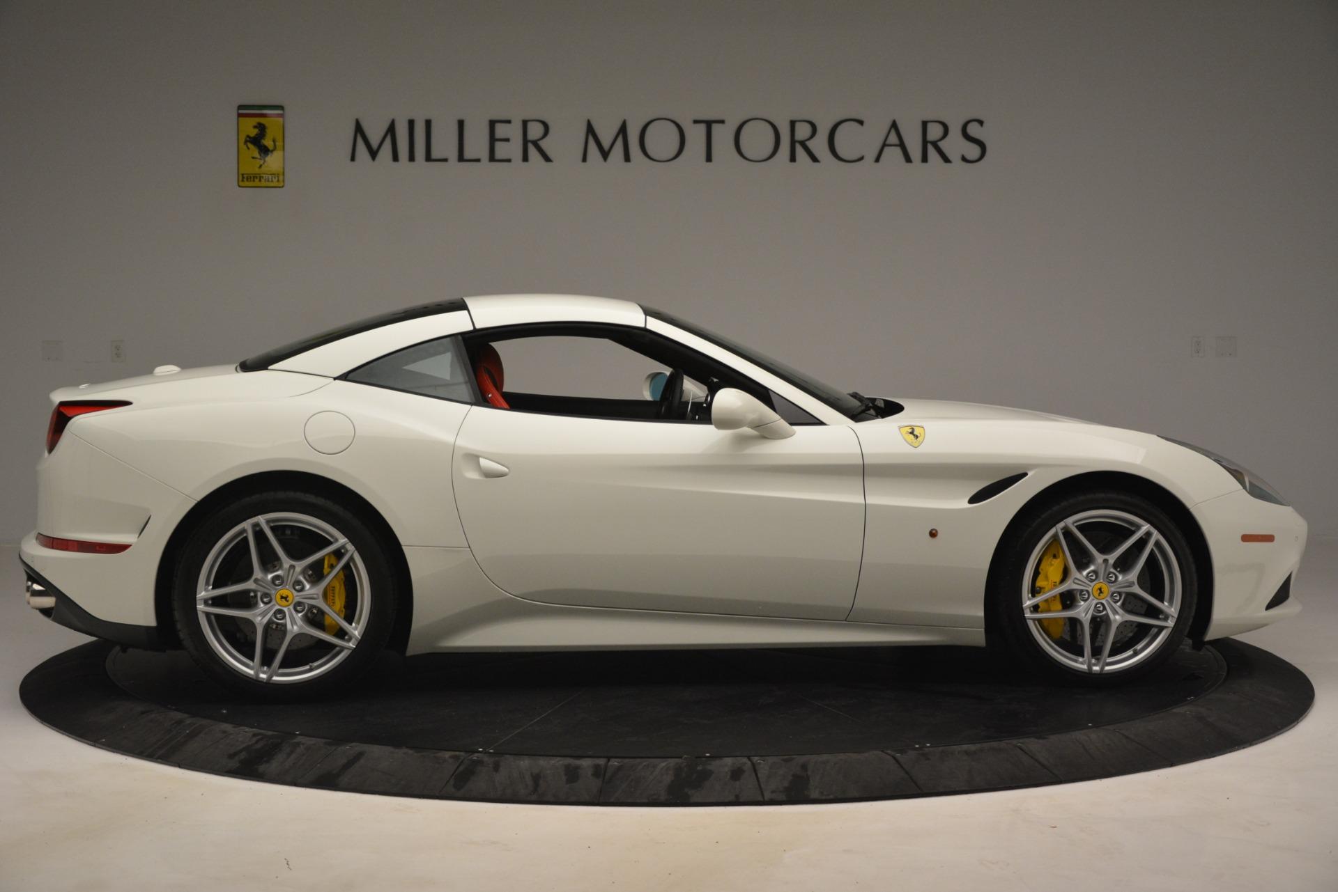 Used 2016 Ferrari California T  For Sale In Greenwich, CT 3115_p17