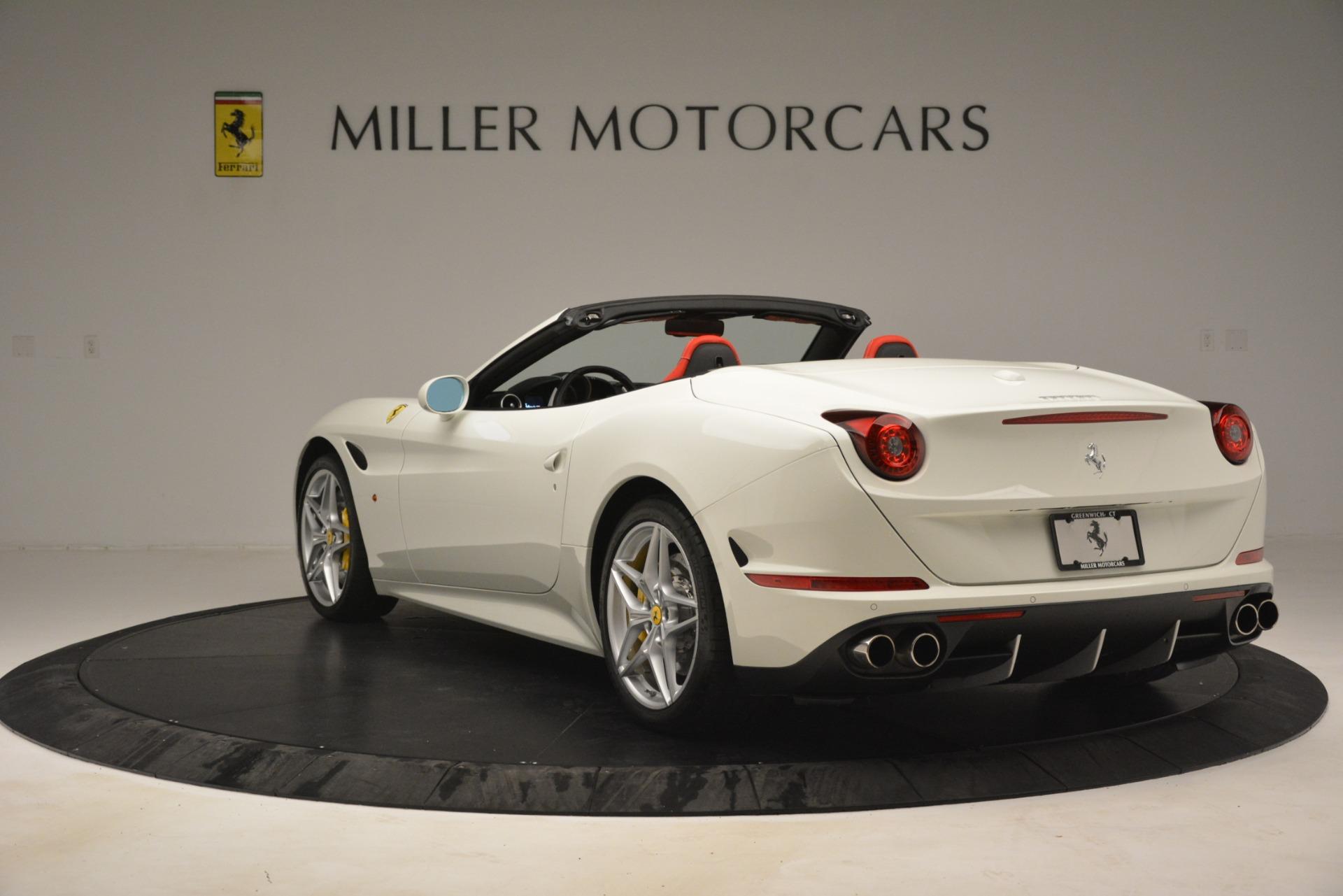 Used 2016 Ferrari California T  For Sale In Greenwich, CT 3115_p5
