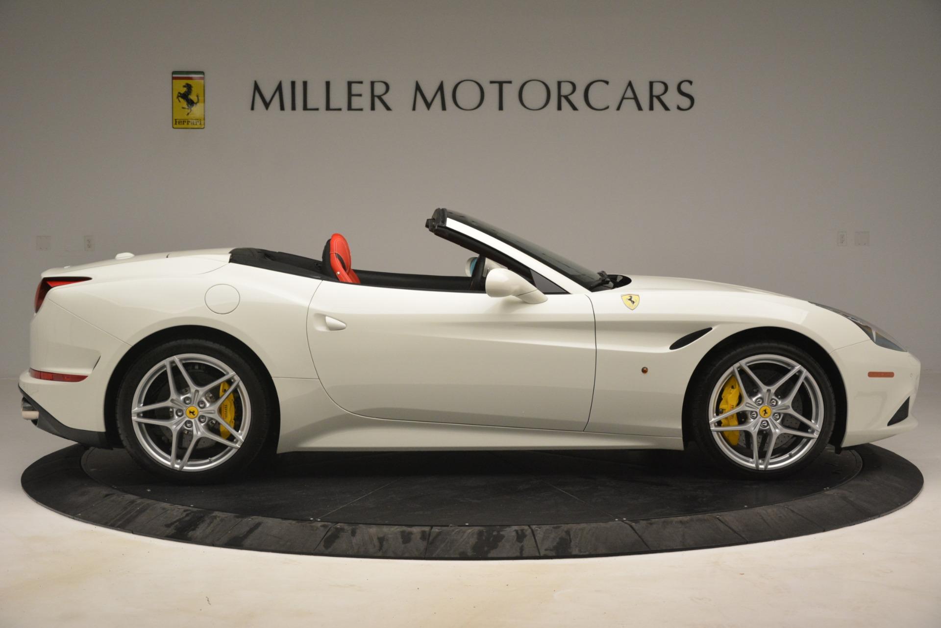 Used 2016 Ferrari California T  For Sale In Greenwich, CT 3115_p9
