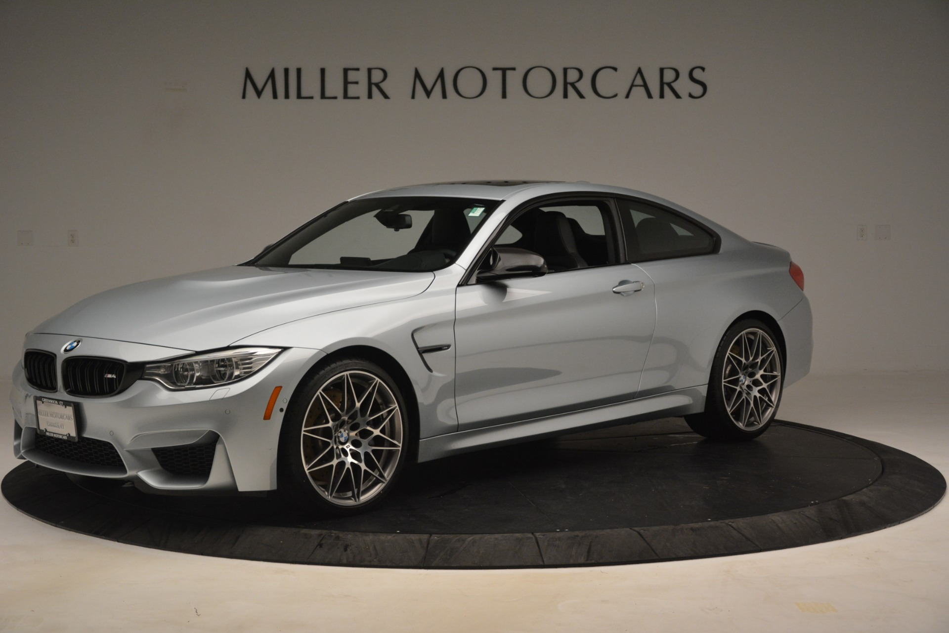 Used 2017 BMW M4 Competition PKG For Sale In Greenwich, CT 3116_p2