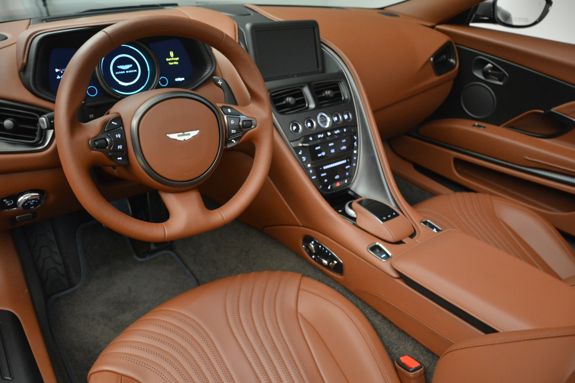 New 2019 Aston Martin DB11 V8 Convertible For Sale In Greenwich, CT 3121_p18