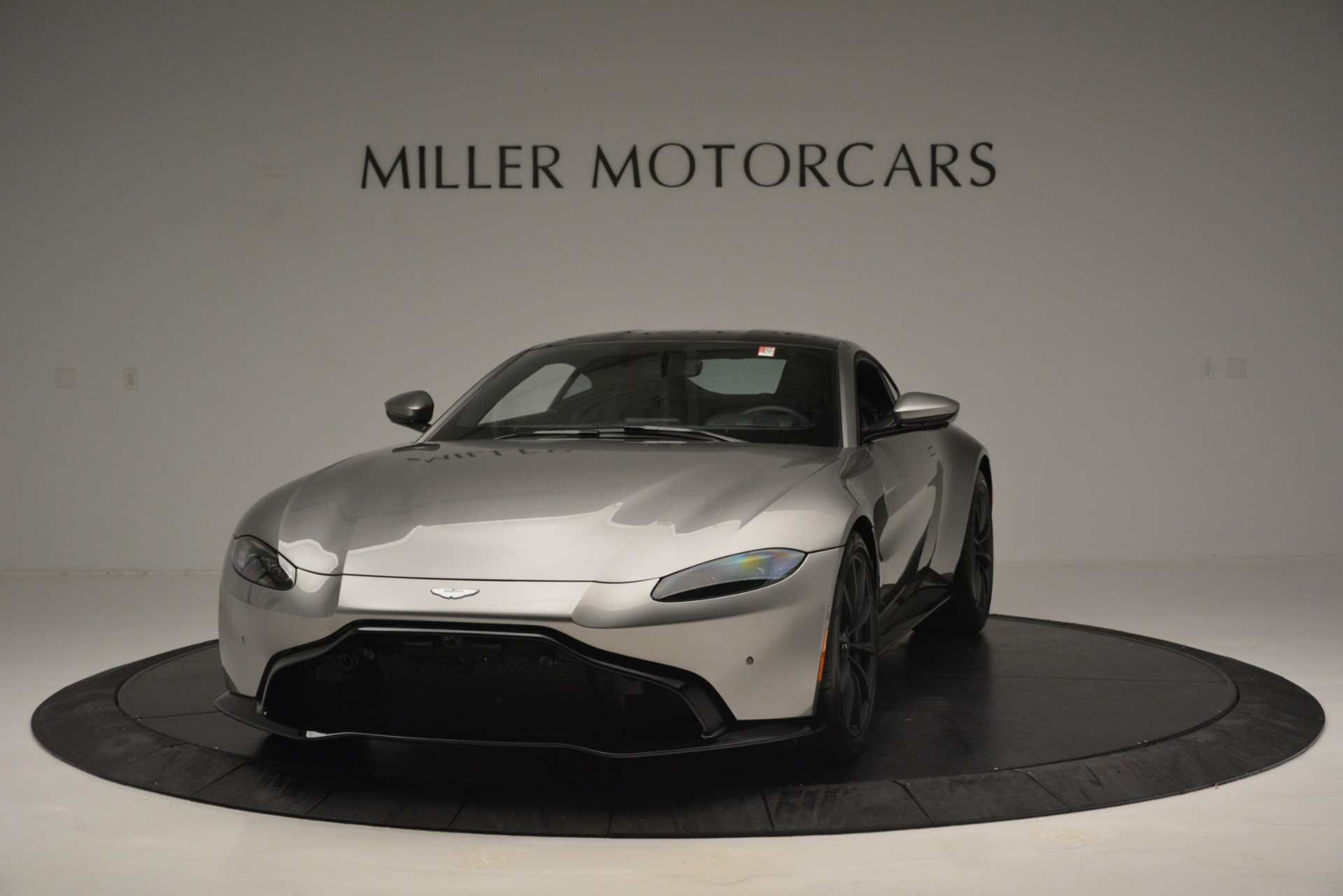 New 2019 Aston Martin Vantage Coupe For Sale In Greenwich, CT 3122_p2