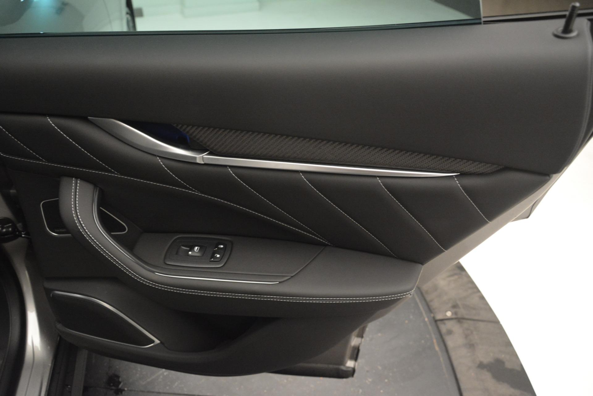 New 2019 Maserati Levante S Q4 GranSport For Sale In Greenwich, CT 3126_p29