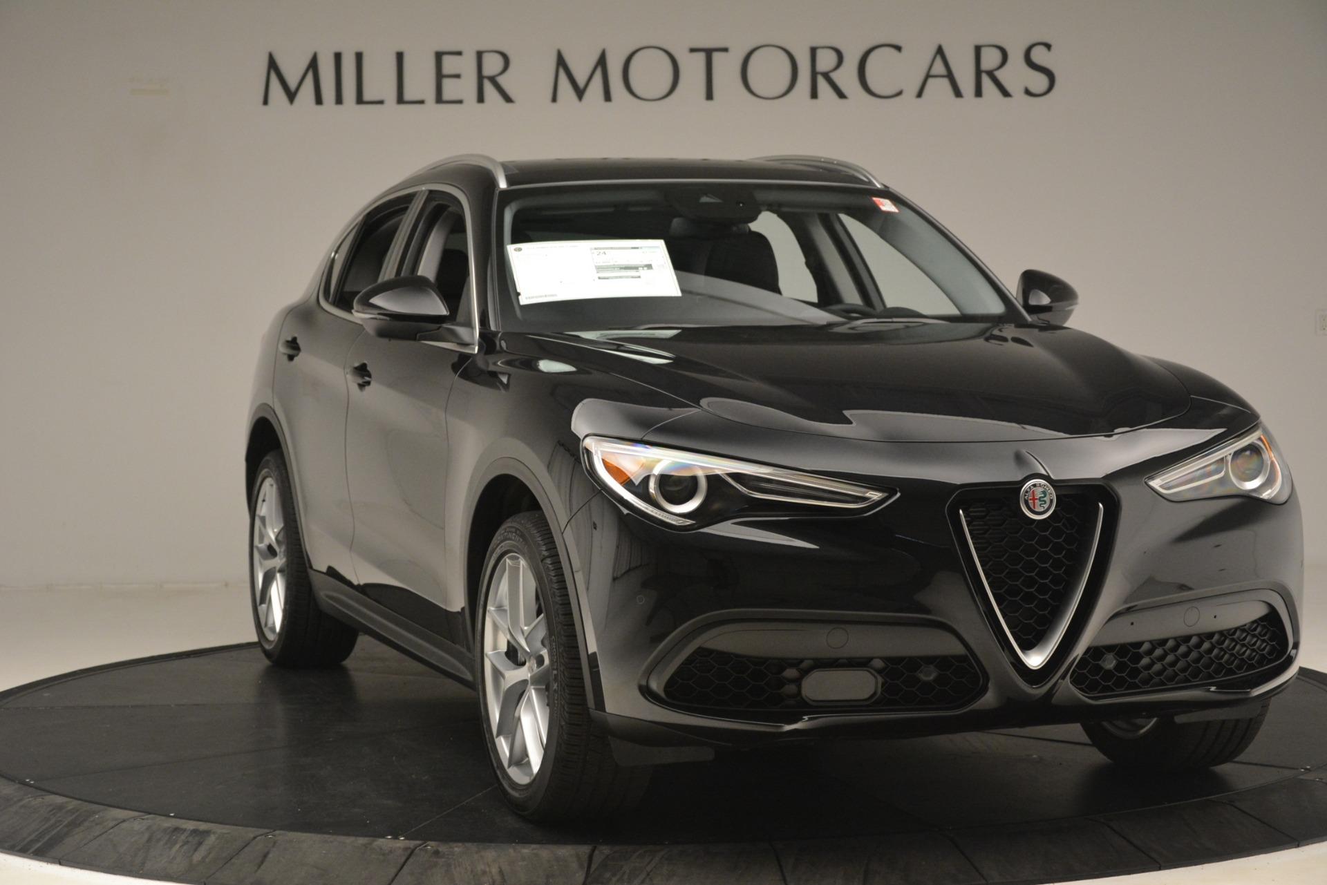 New 2019 Alfa Romeo Stelvio Ti Q4 For Sale In Greenwich, CT 3127_p11