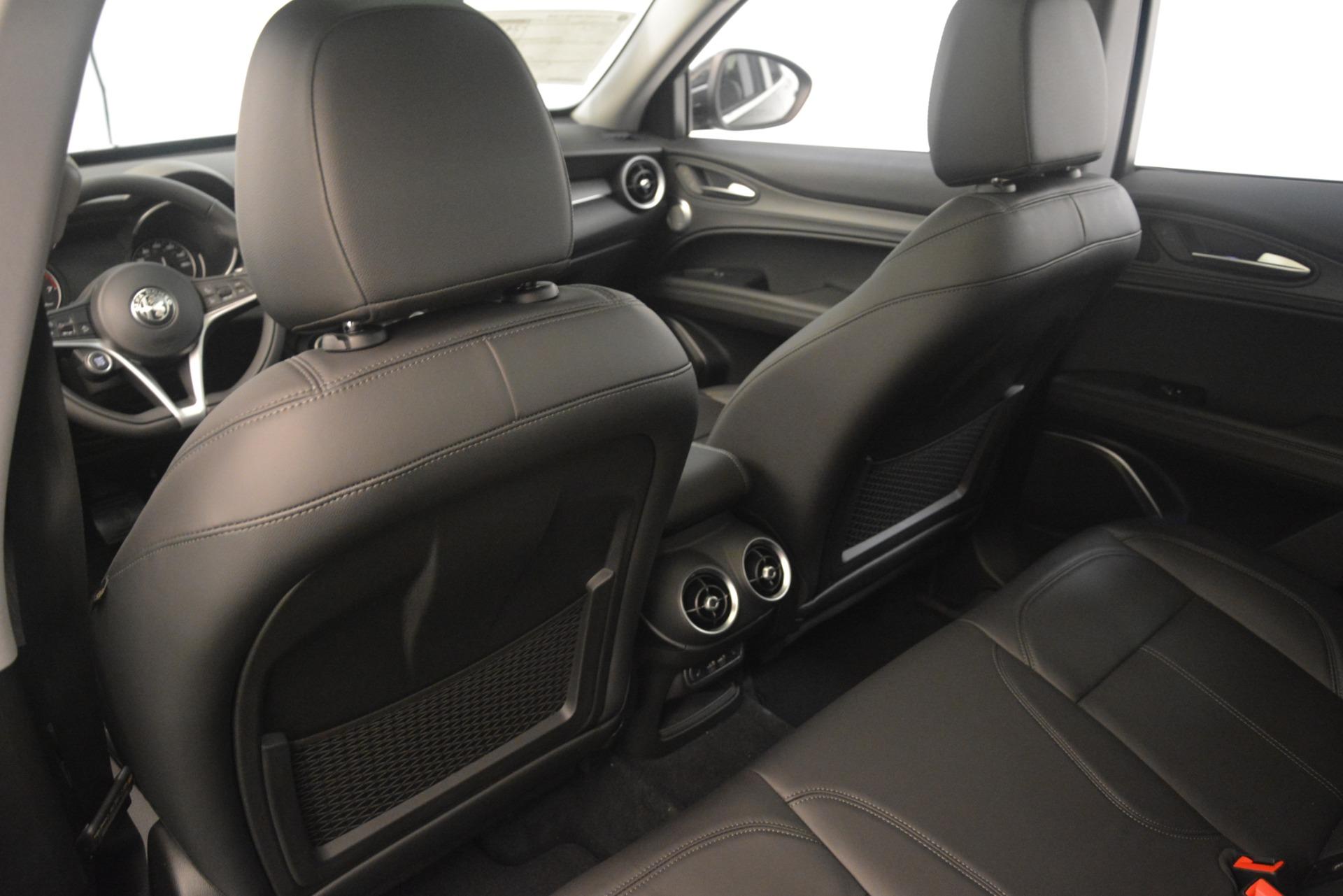 New 2019 Alfa Romeo Stelvio Ti Q4 For Sale In Greenwich, CT 3127_p19