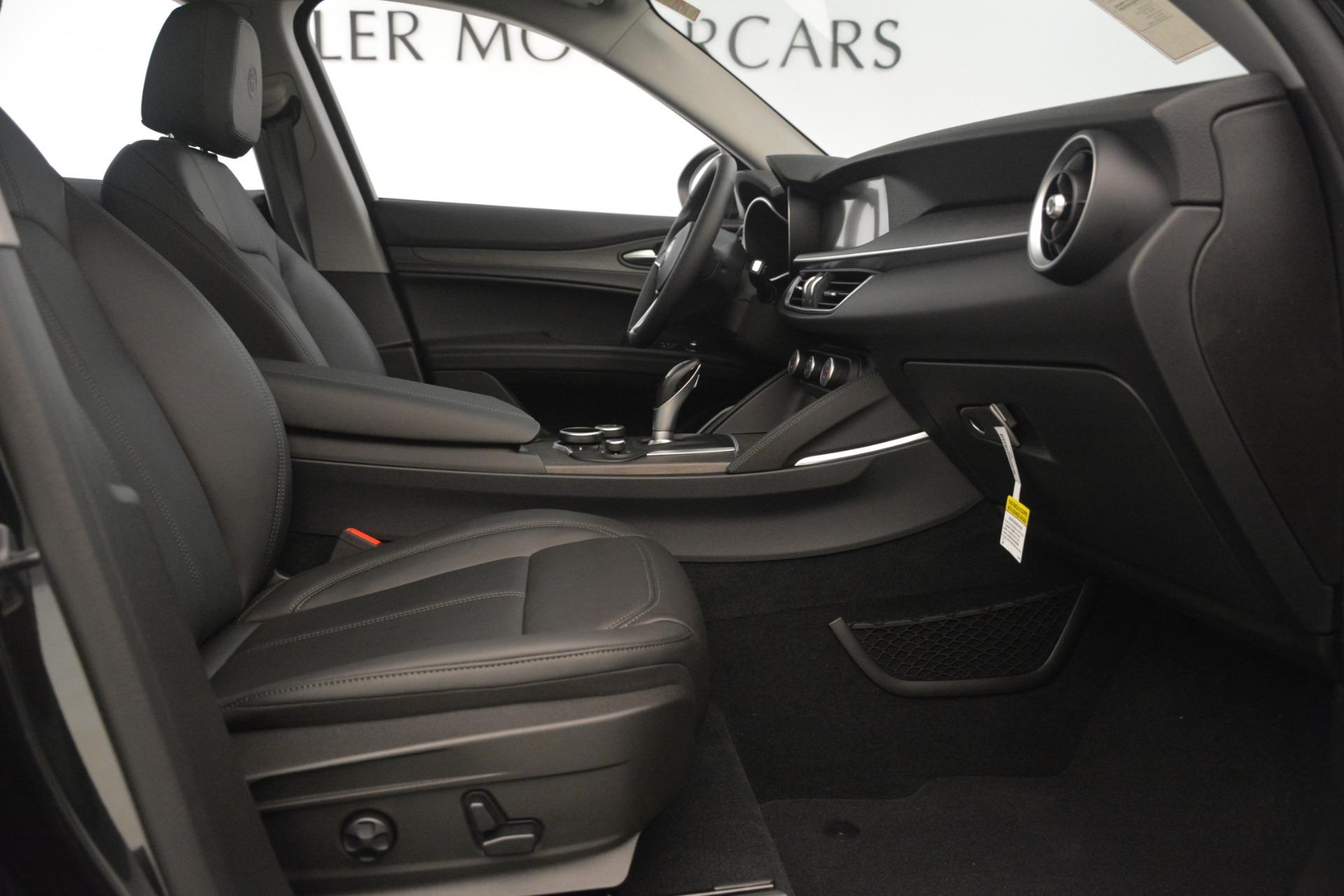 New 2019 Alfa Romeo Stelvio Ti Q4 For Sale In Greenwich, CT 3127_p22