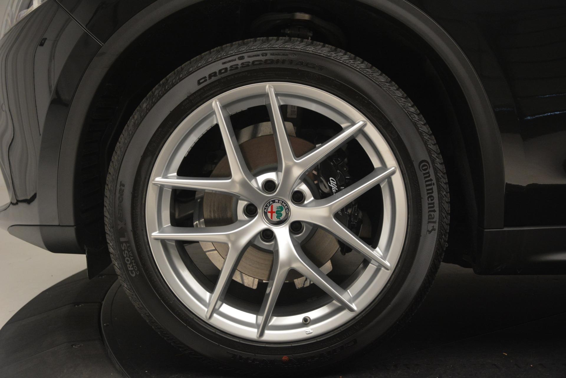 New 2019 Alfa Romeo Stelvio Ti Q4 For Sale In Greenwich, CT 3127_p29