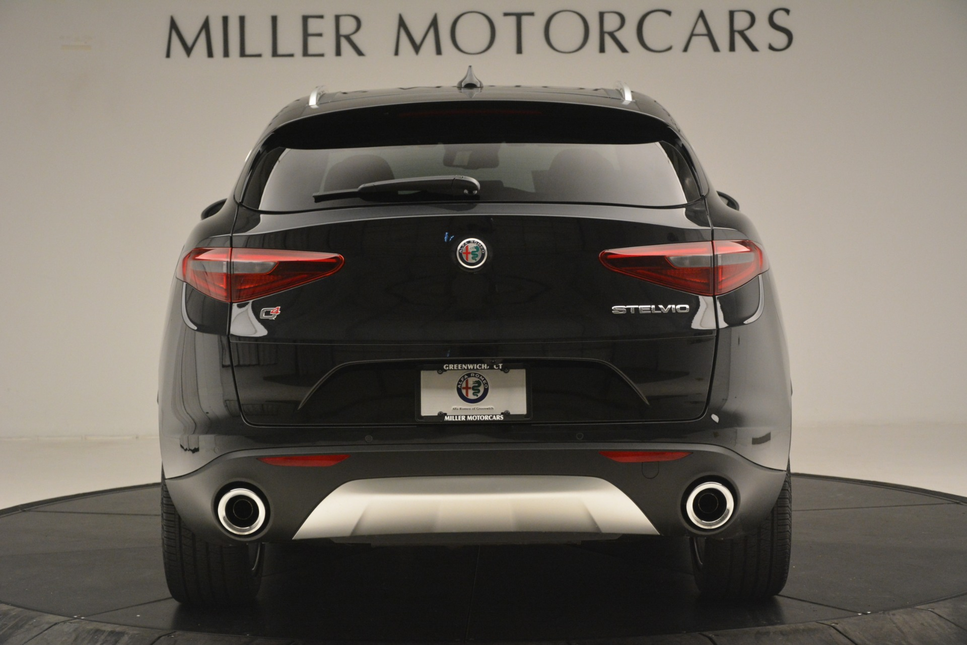 New 2019 Alfa Romeo Stelvio Ti Q4 For Sale In Greenwich, CT 3127_p6