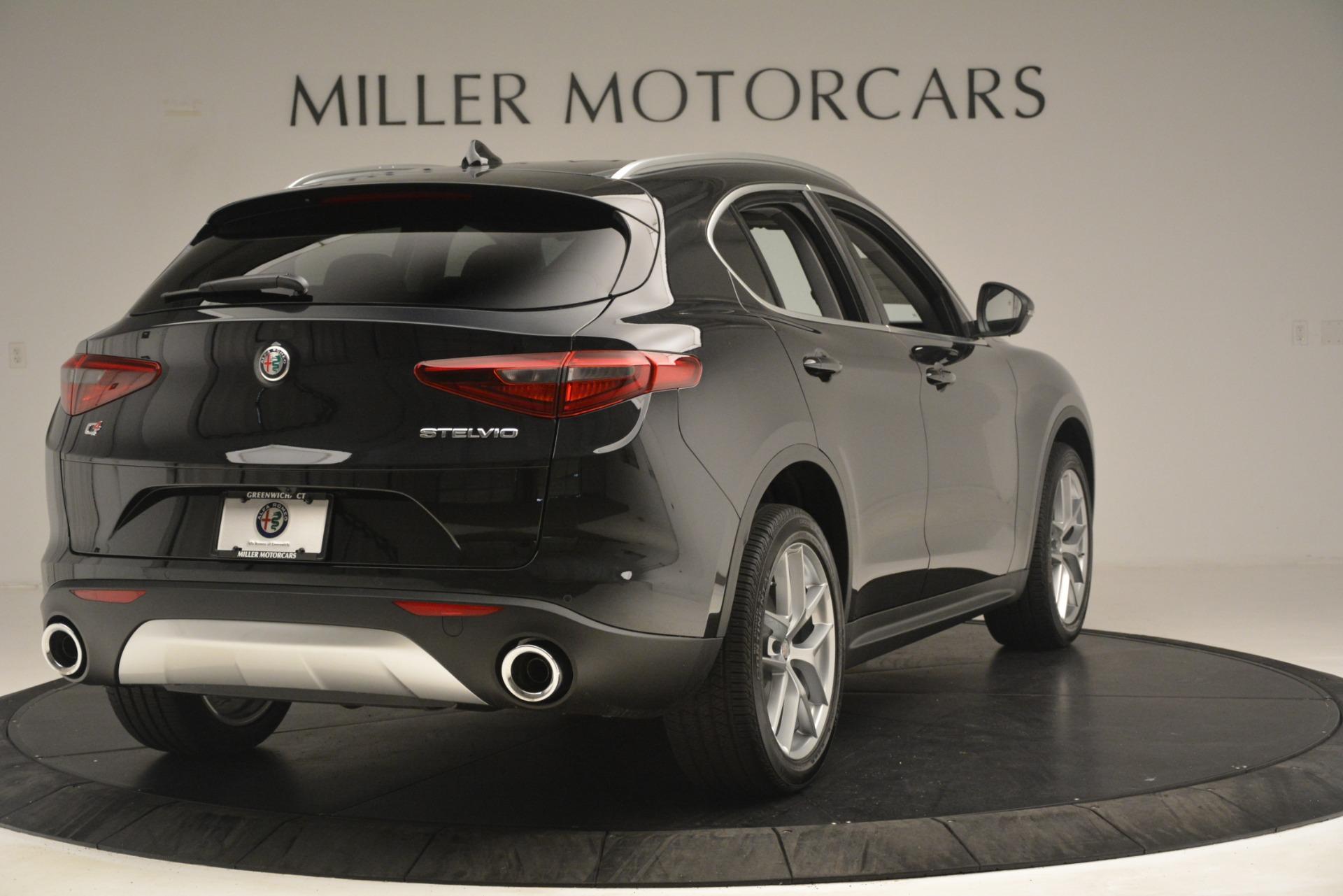 New 2019 Alfa Romeo Stelvio Ti Q4 For Sale In Greenwich, CT 3127_p7