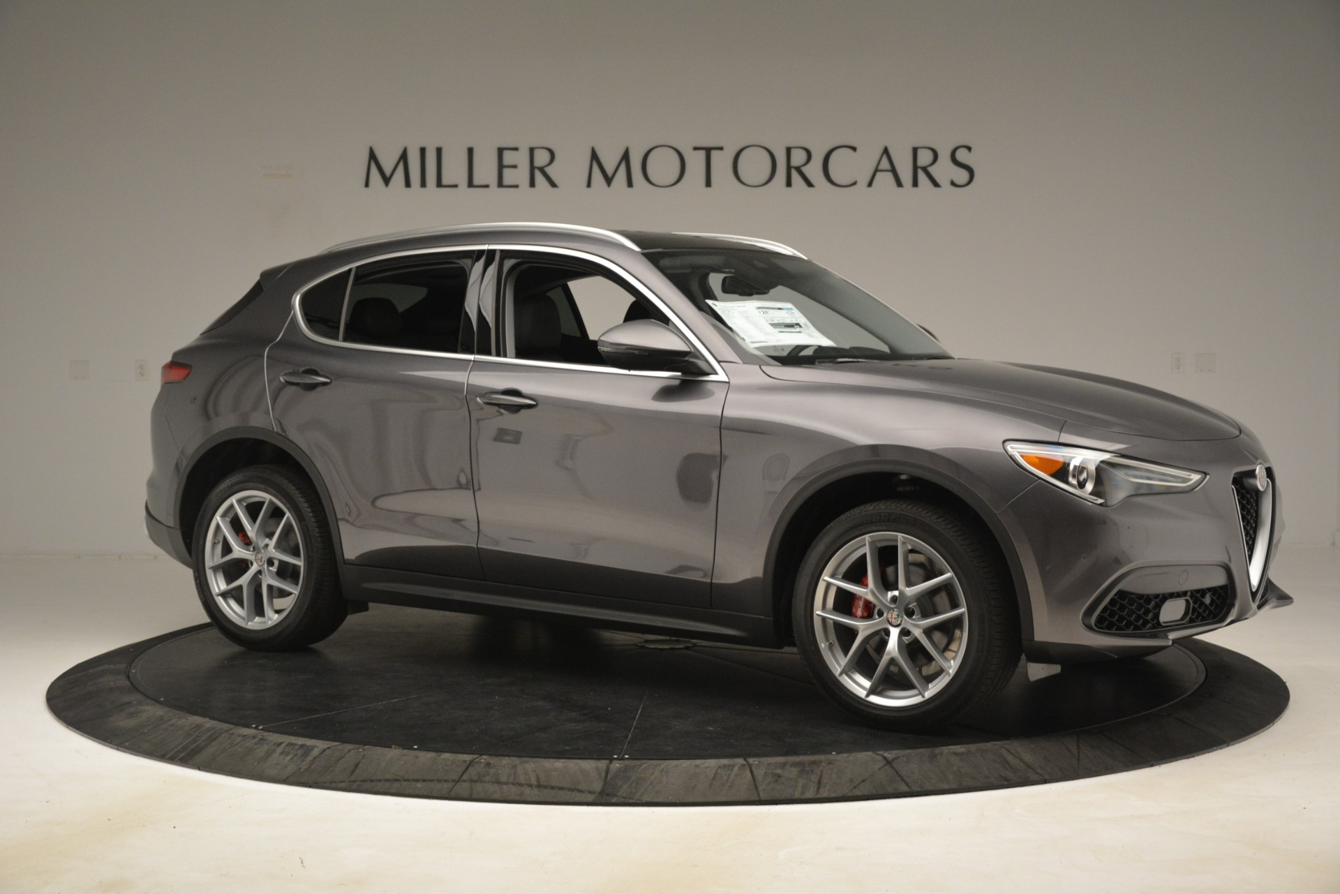 New 2019 Alfa Romeo Stelvio Ti Lusso Q4 For Sale In Greenwich, CT 3128_p10