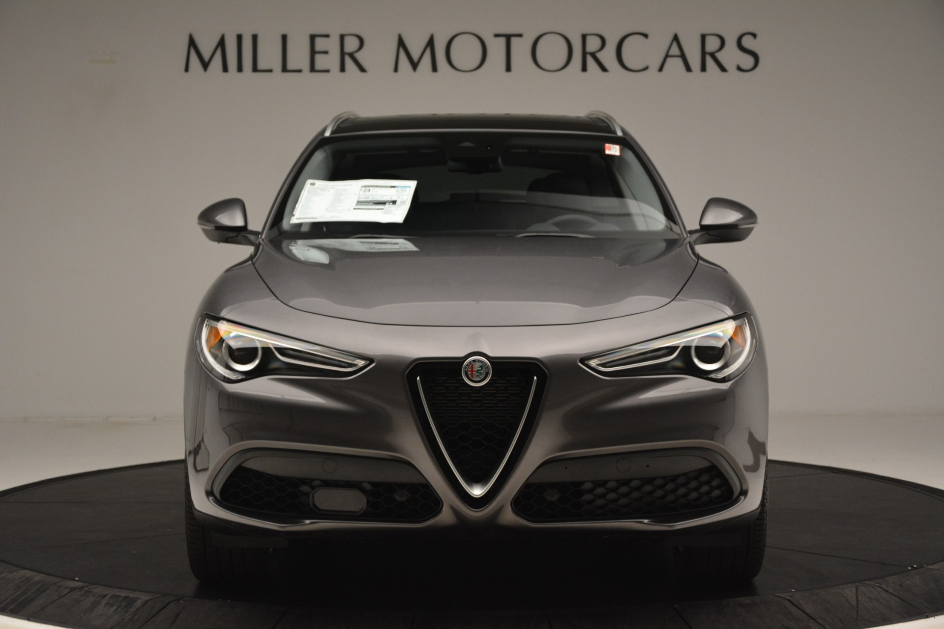 New 2019 Alfa Romeo Stelvio Ti Lusso Q4 For Sale In Greenwich, CT 3128_p12