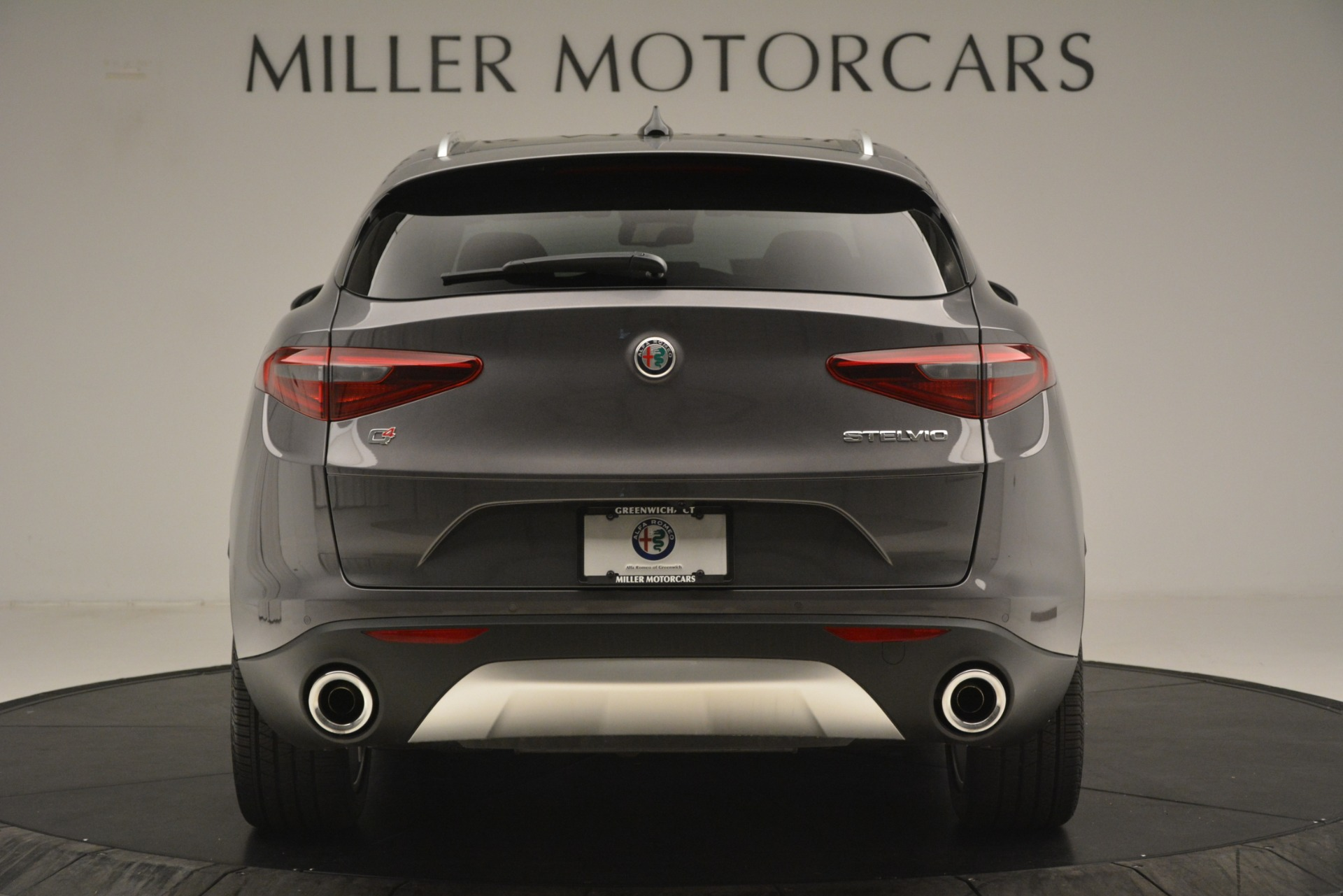 New 2019 Alfa Romeo Stelvio Ti Lusso Q4 For Sale In Greenwich, CT 3128_p6