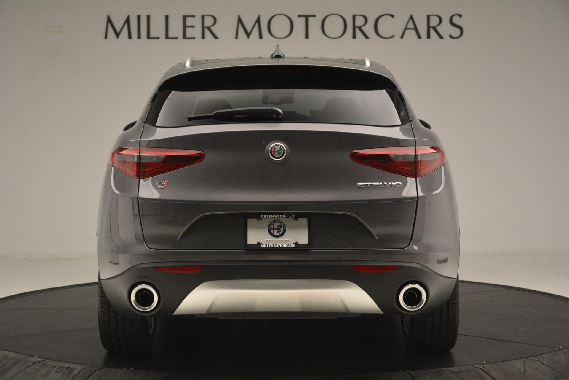 New 2019 Alfa Romeo Stelvio Ti Lusso Q4 For Sale In Greenwich, CT 3129_p6