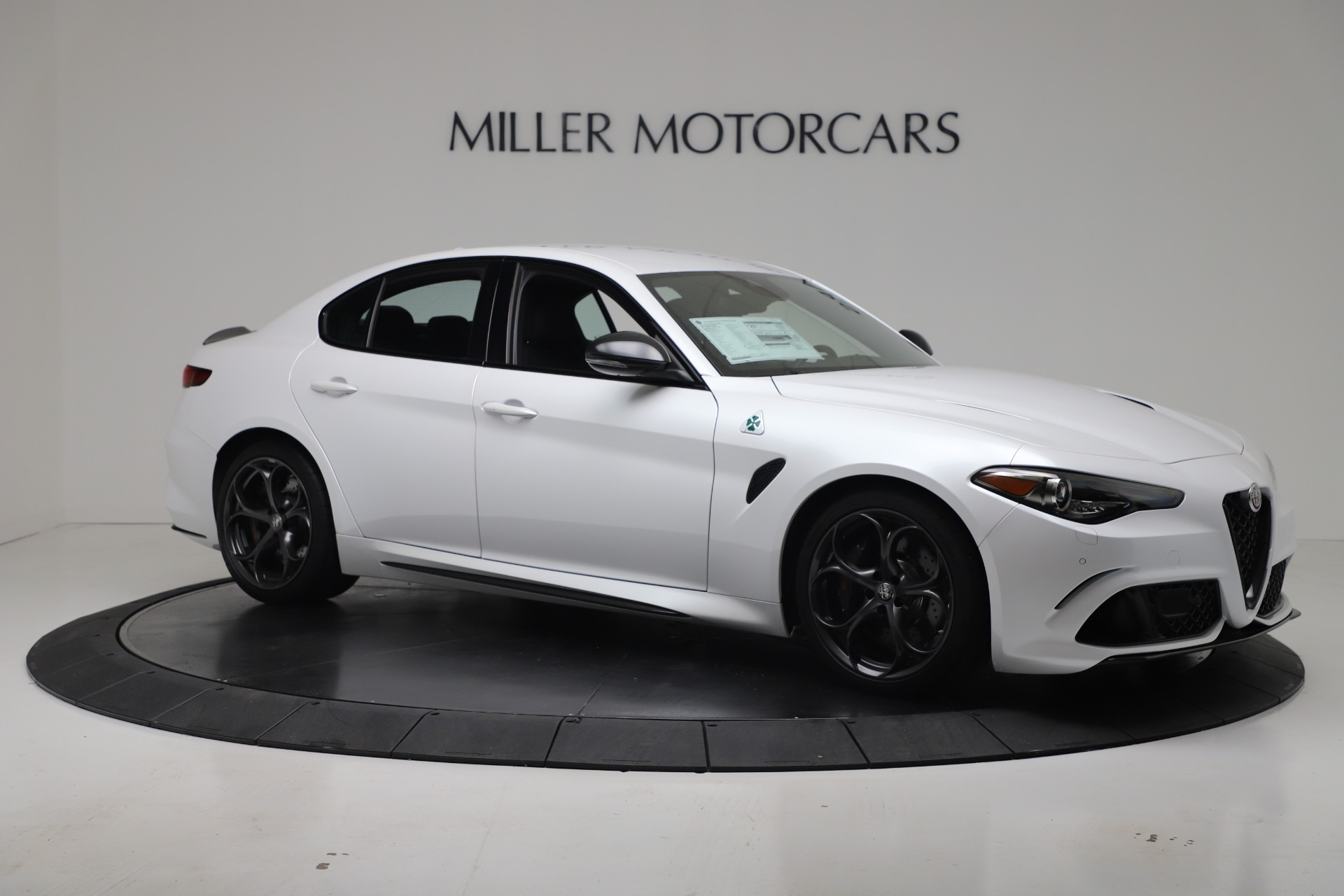 New 2019 Alfa Romeo Giulia Quadrifoglio For Sale In Greenwich, CT 3130_p10
