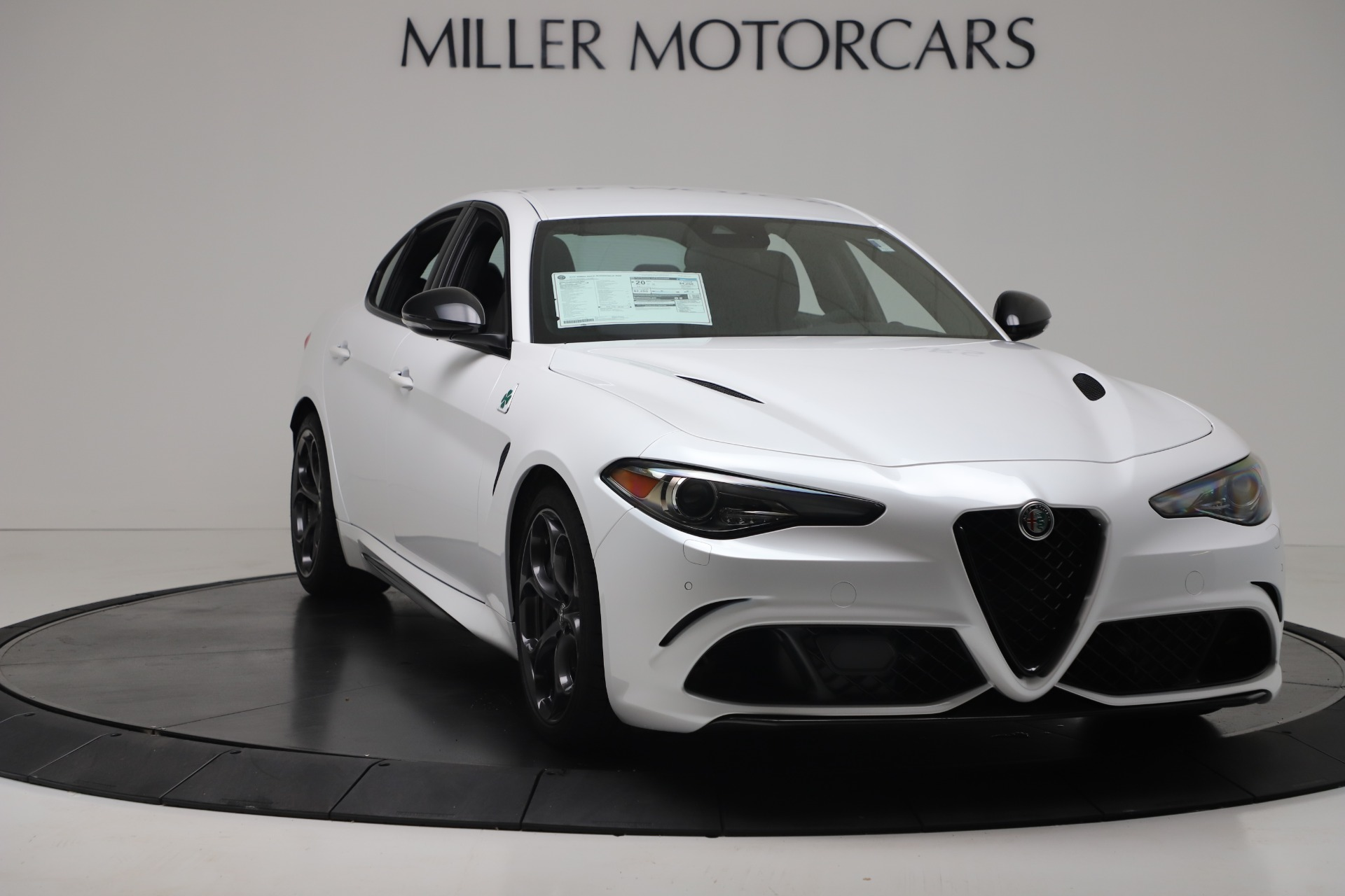 New 2019 Alfa Romeo Giulia Quadrifoglio For Sale In Greenwich, CT 3130_p11