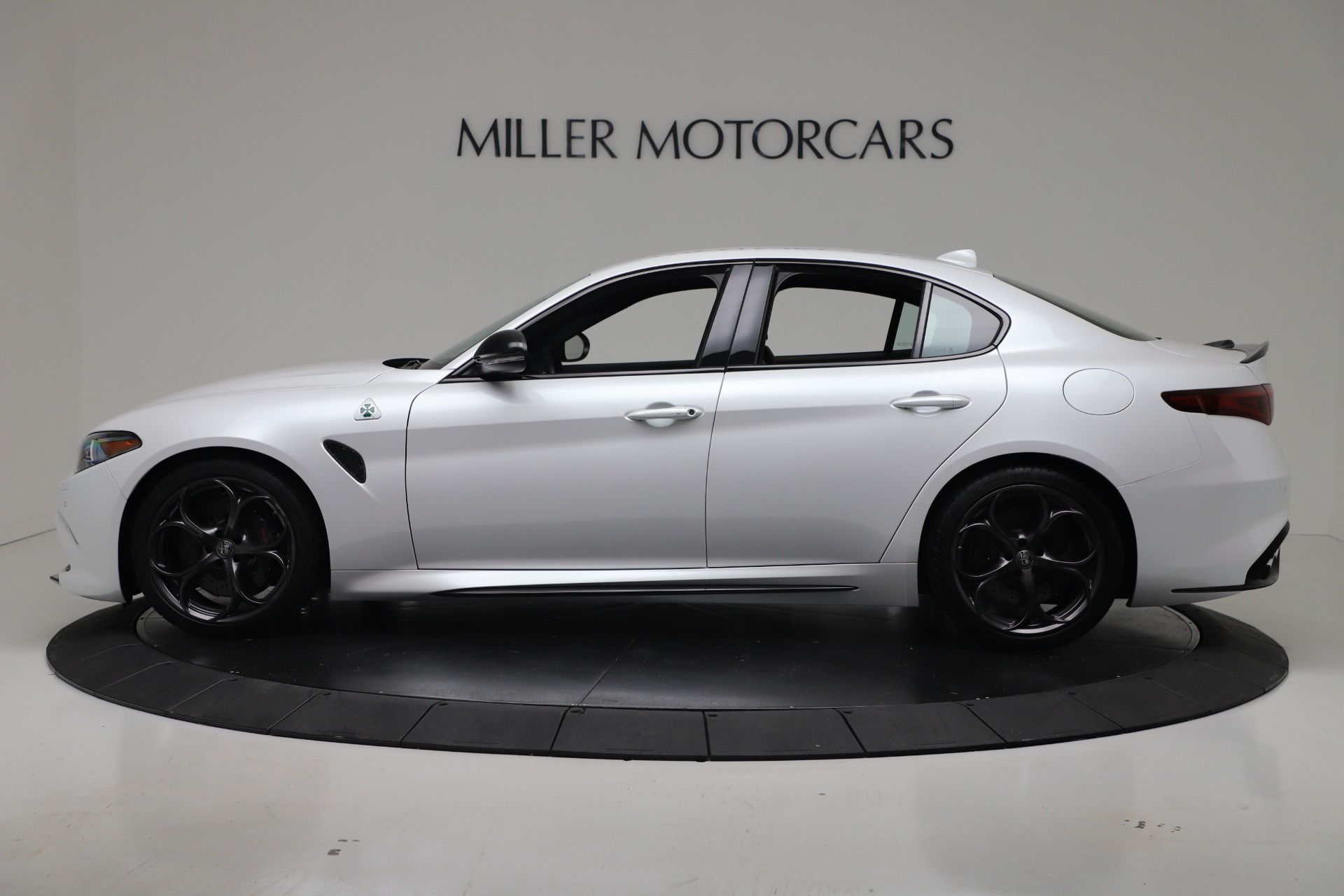 New 2019 Alfa Romeo Giulia Quadrifoglio For Sale In Greenwich, CT 3130_p3