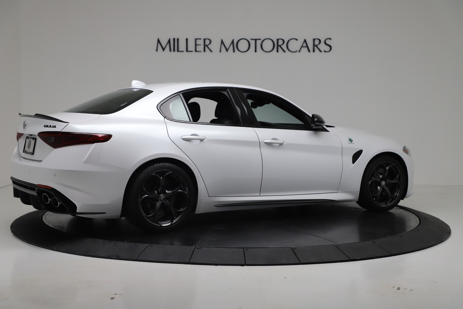 New 2019 Alfa Romeo Giulia Quadrifoglio For Sale In Greenwich, CT 3130_p8