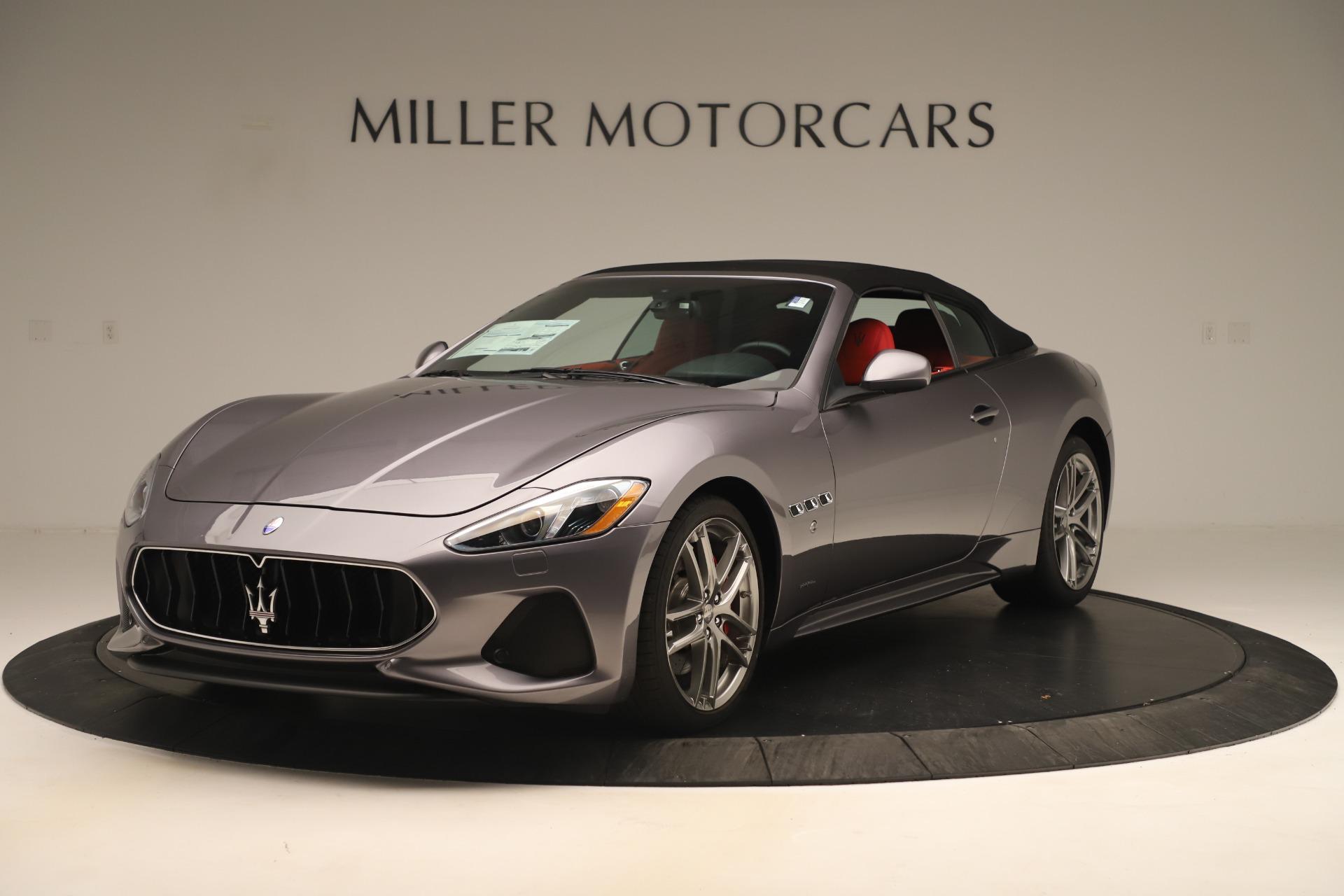 New 2018 Maserati GranTurismo Sport Convertible For Sale In Greenwich, CT 3131_p13