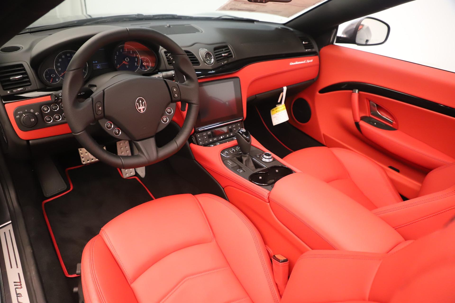 New 2018 Maserati GranTurismo Sport Convertible For Sale In Greenwich, CT 3131_p19