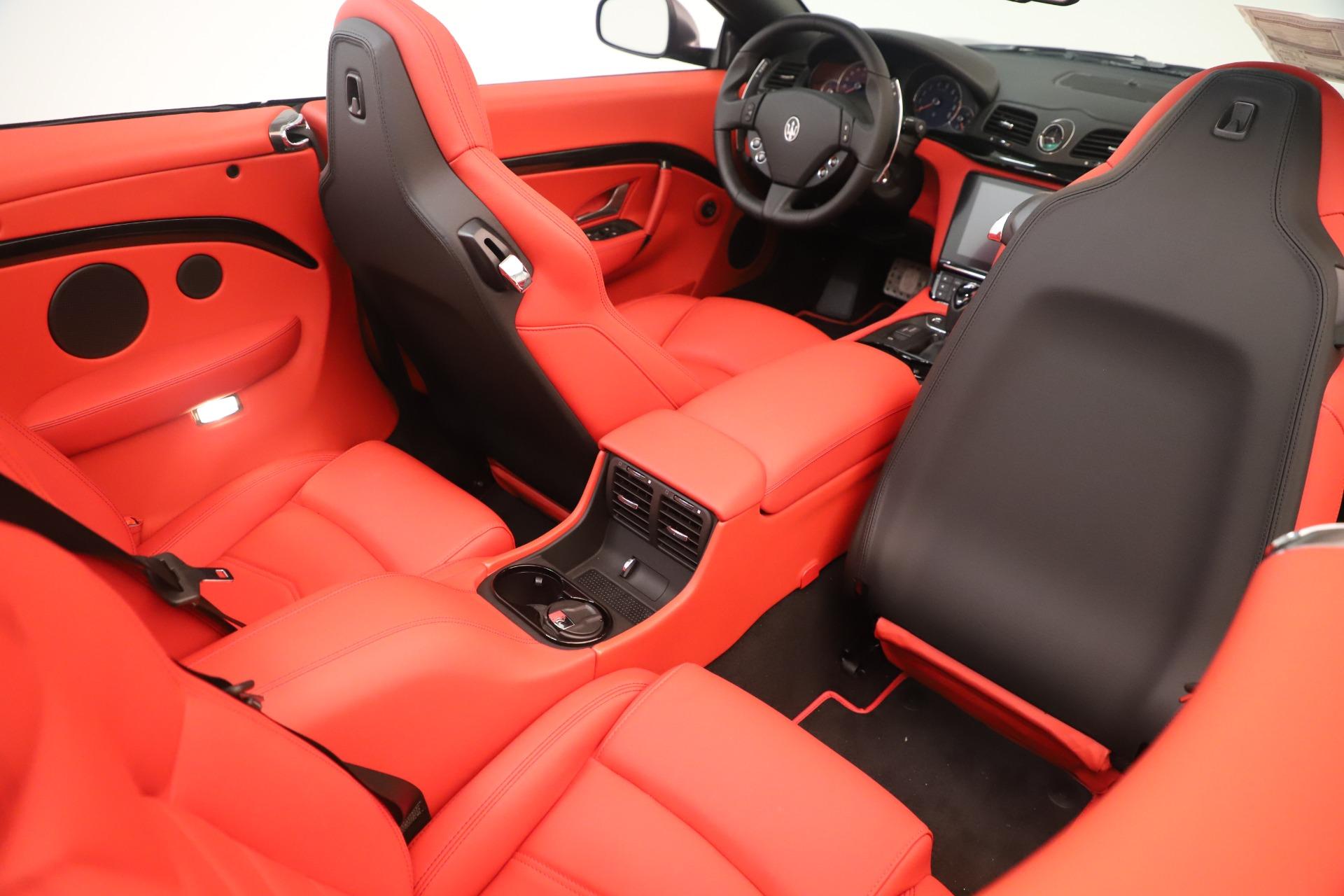New 2018 Maserati GranTurismo Sport Convertible For Sale In Greenwich, CT 3131_p31