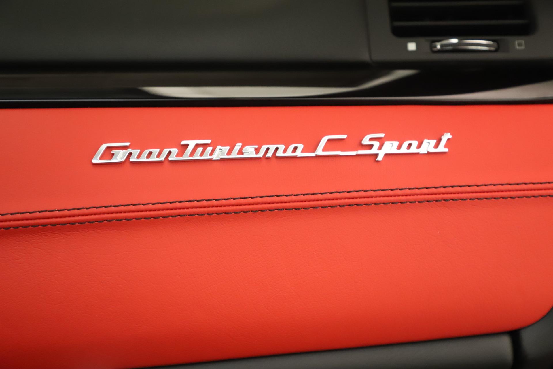 New 2018 Maserati GranTurismo Sport Convertible For Sale In Greenwich, CT 3131_p32