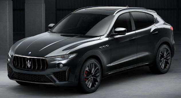 New 2019 Maserati Levante SQ4 GranSport Nerissimo For Sale In Greenwich, CT 3133_main
