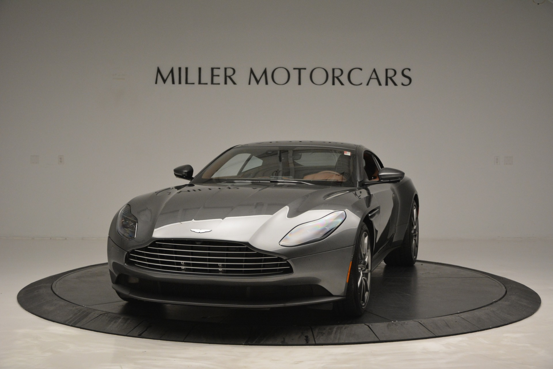 New 2019 Aston Martin DB11 V8 For Sale In Greenwich, CT 3134_p2