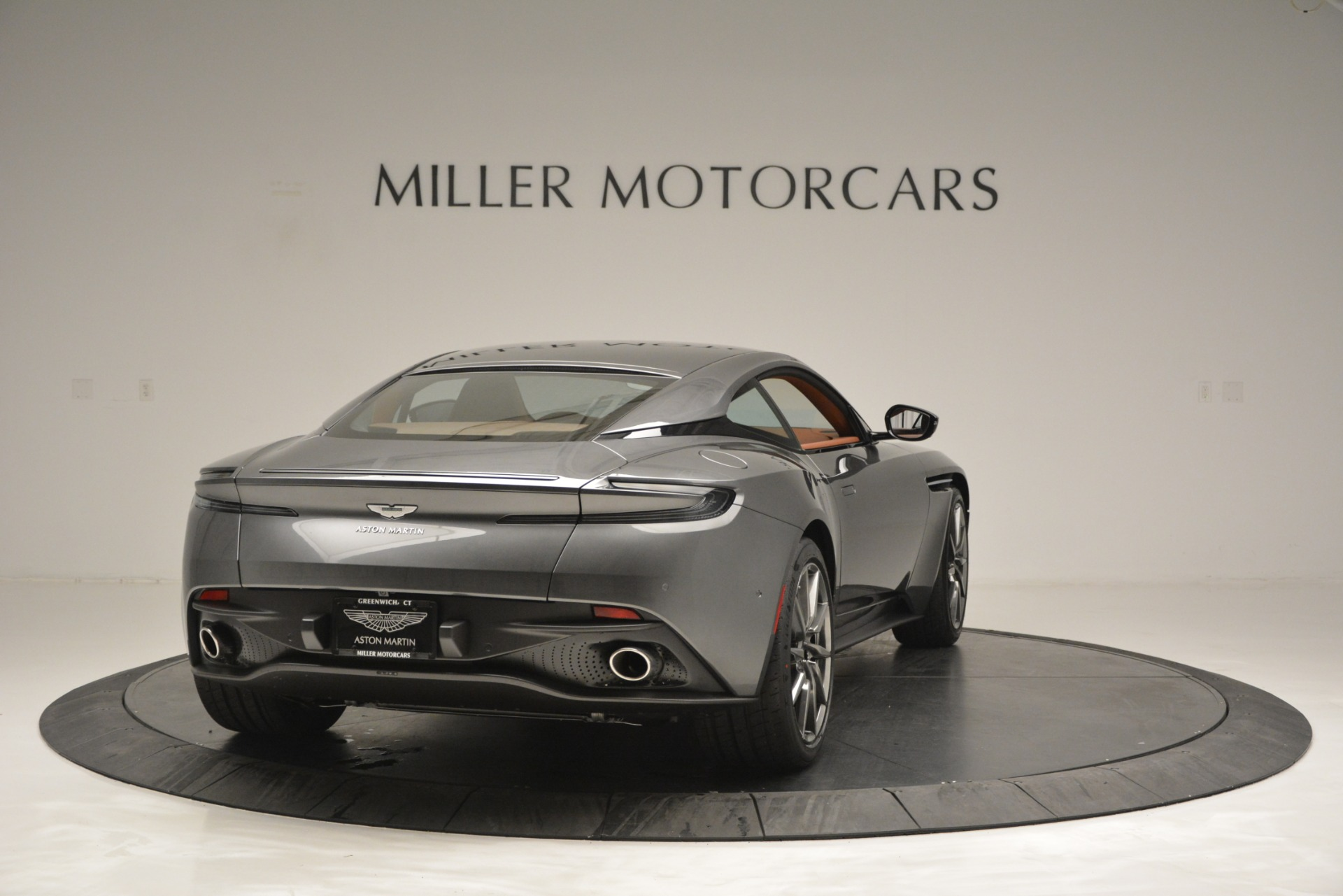 New 2019 Aston Martin DB11 V8 For Sale In Greenwich, CT 3134_p7