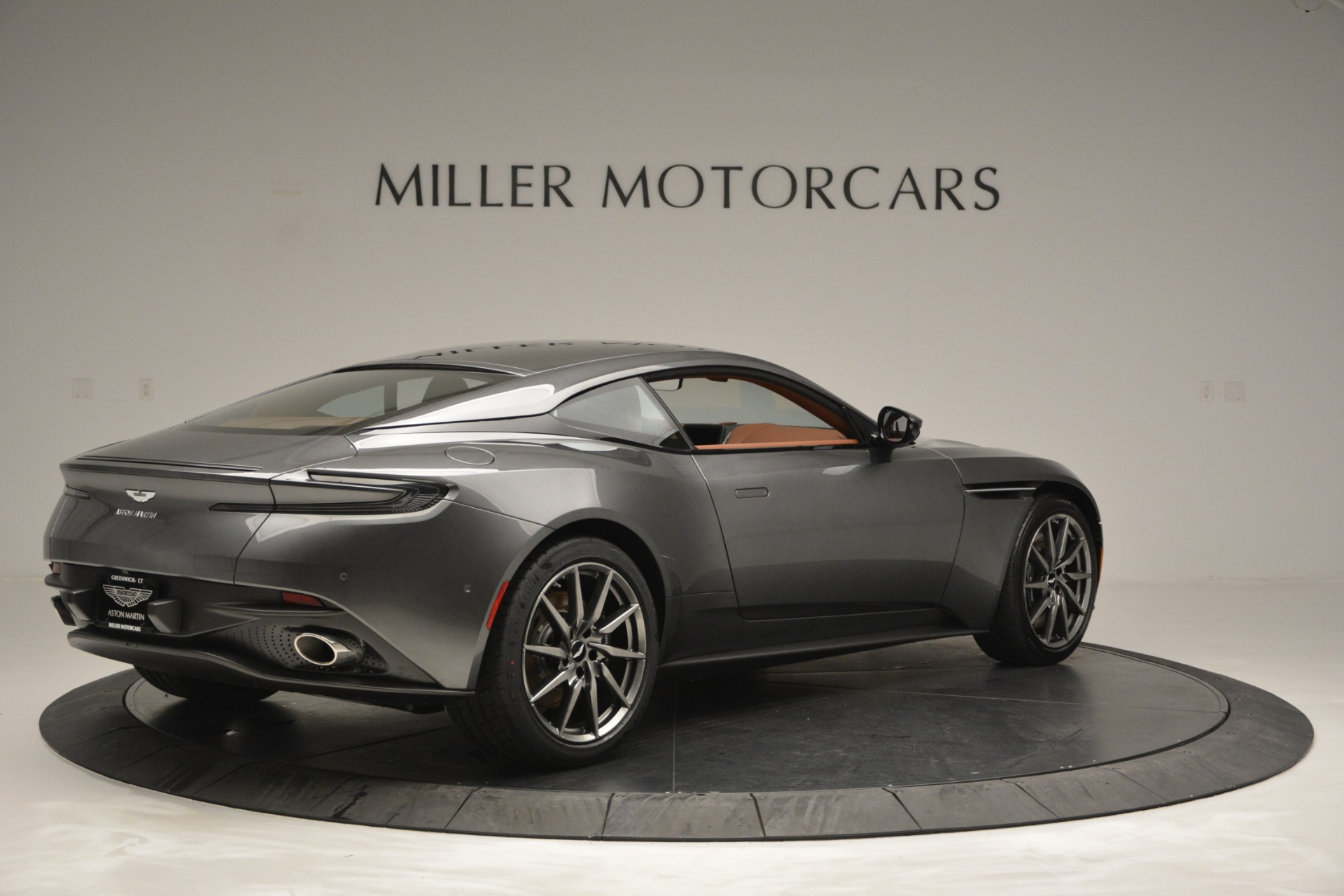 New 2019 Aston Martin DB11 V8 For Sale In Greenwich, CT 3134_p8