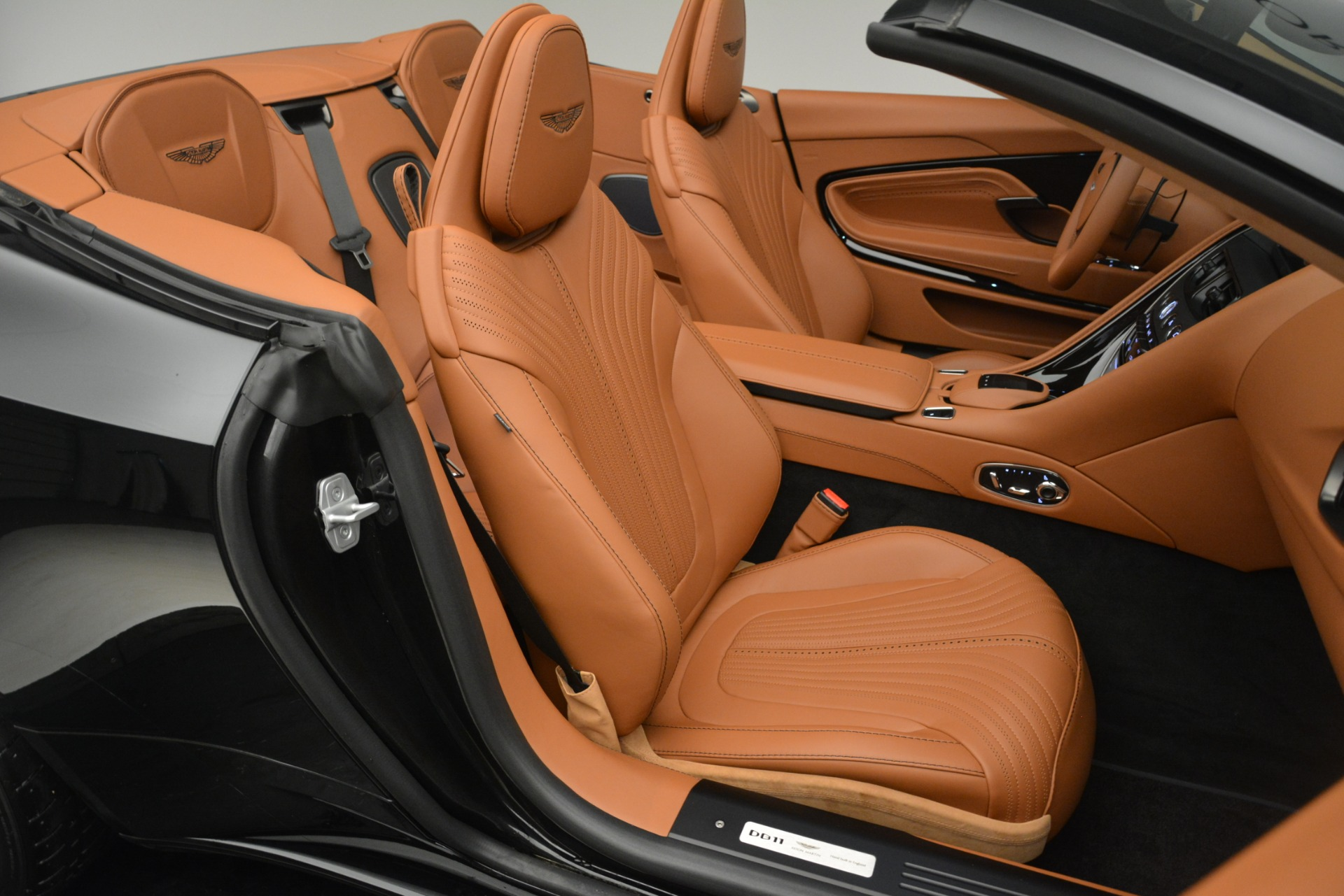 New 2019 Aston Martin DB11 V8 Convertible For Sale In Greenwich, CT 3135_p26