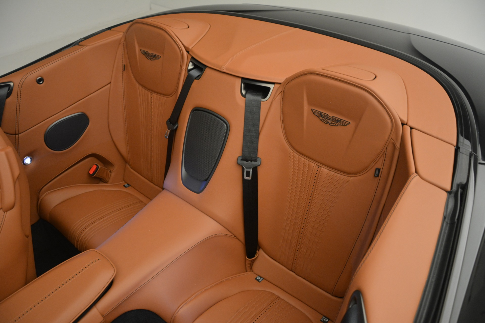 New 2019 Aston Martin DB11 V8 Convertible For Sale In Greenwich, CT 3135_p27