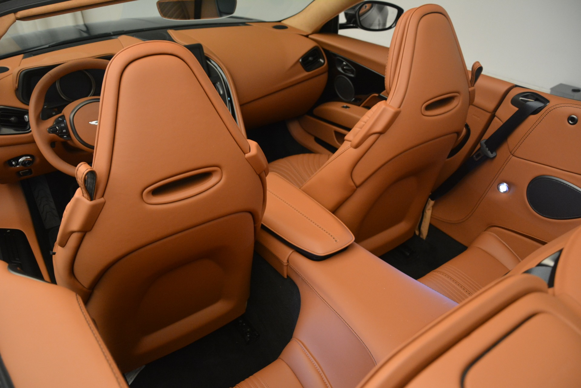 New 2019 Aston Martin DB11 V8 Convertible For Sale In Greenwich, CT 3135_p28