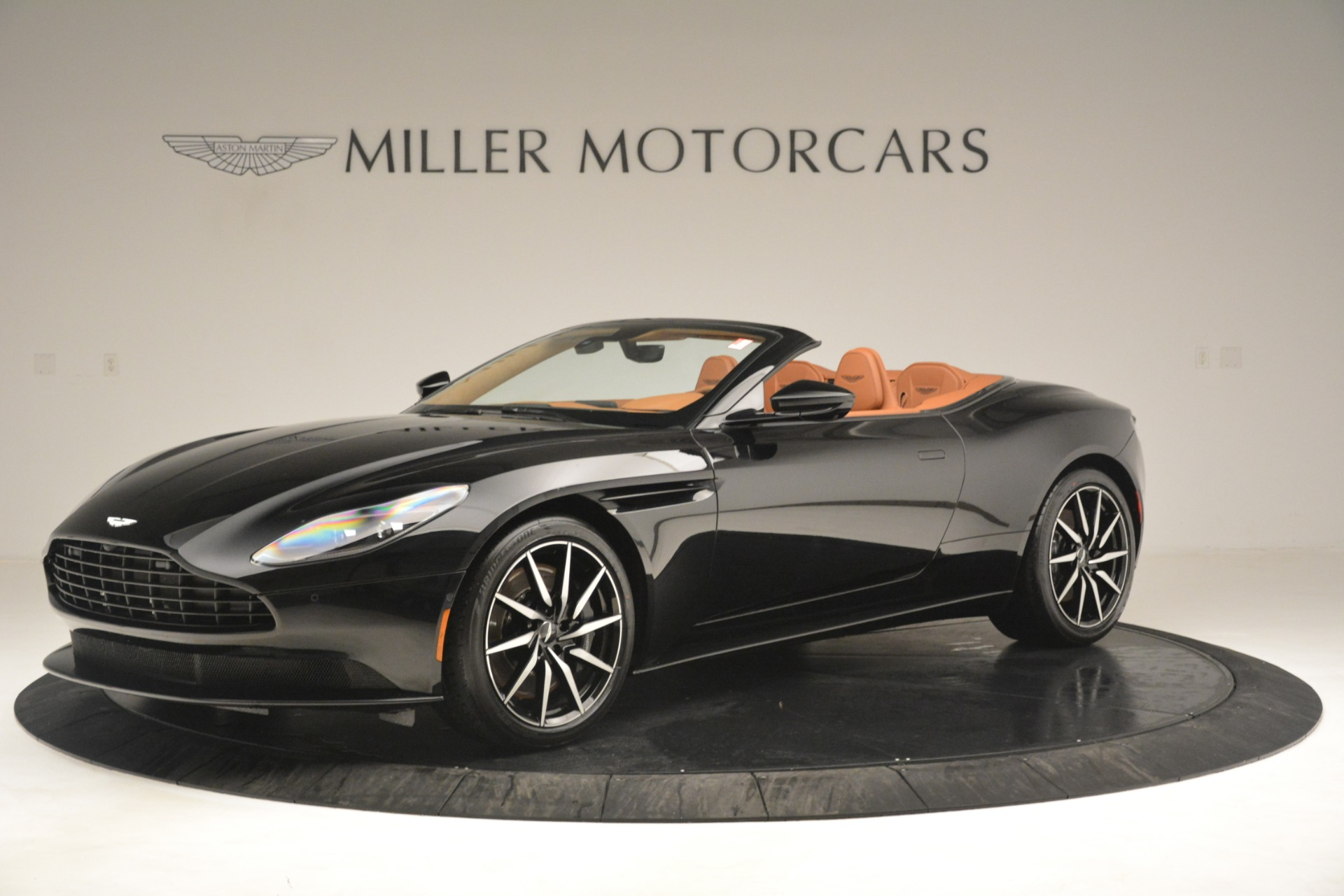 New 2019 Aston Martin DB11 V8 Convertible For Sale In Greenwich, CT 3135_p2