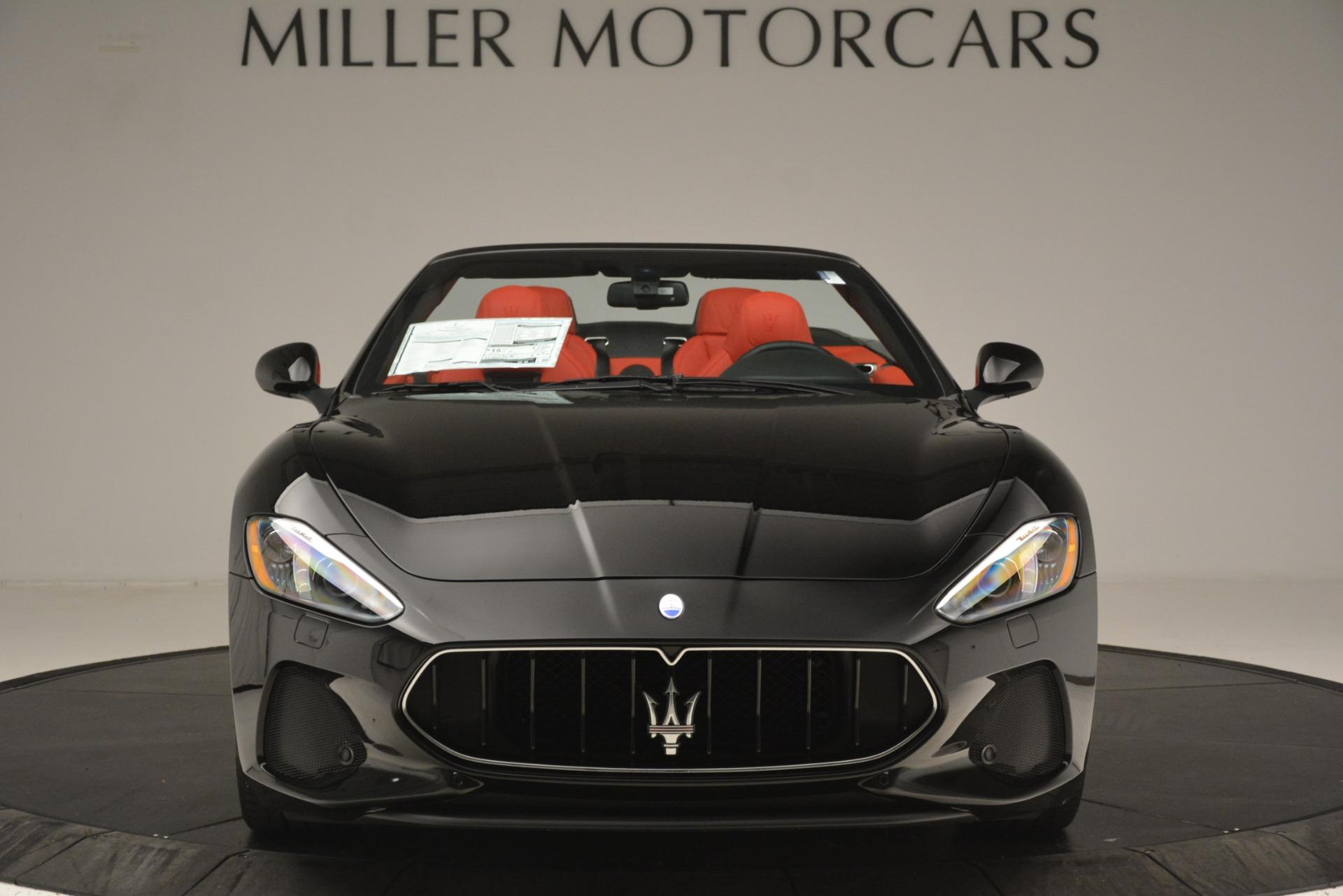 New 2018 Maserati GranTurismo Sport Convertible For Sale In Greenwich, CT 3137_p23
