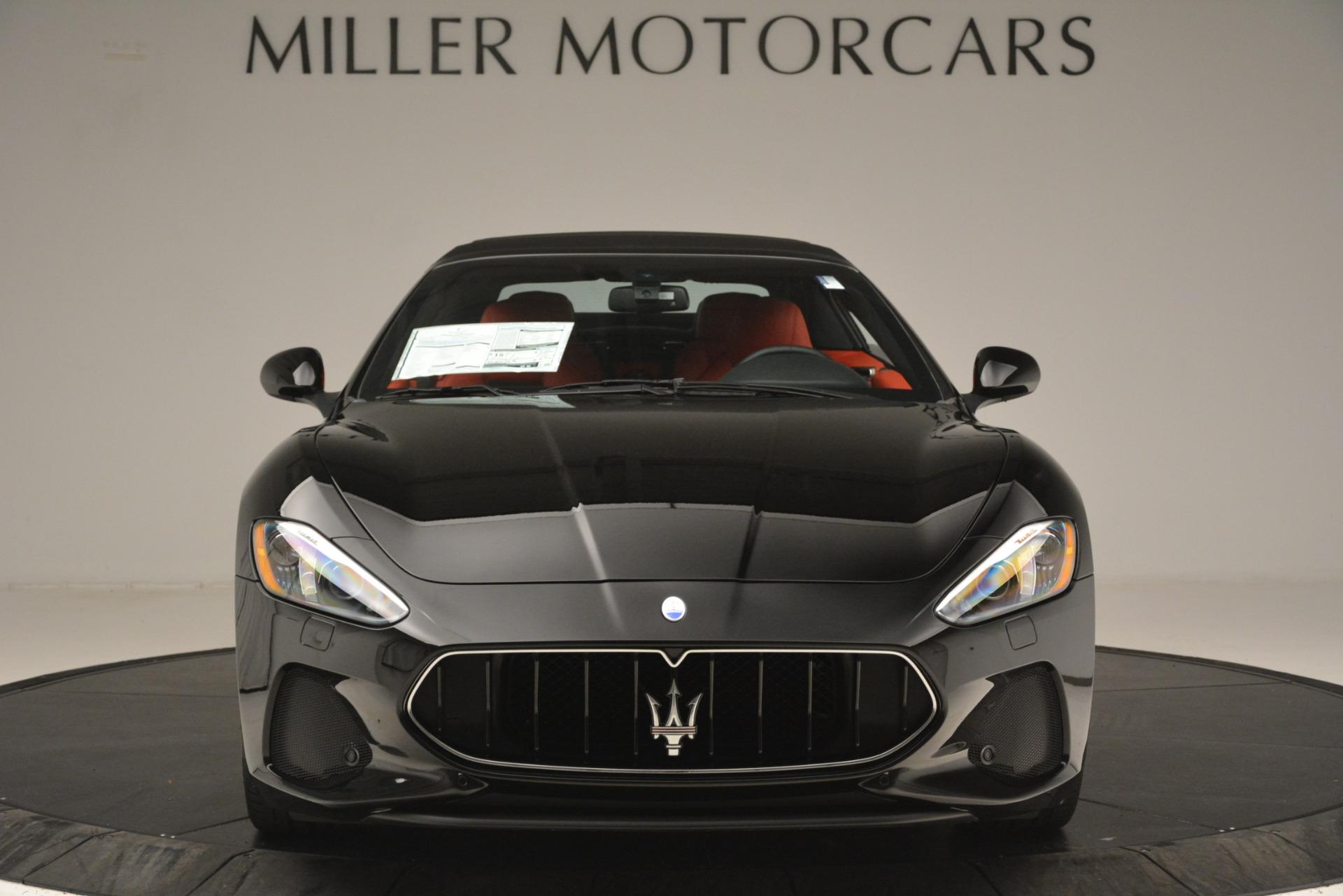 New 2018 Maserati GranTurismo Sport Convertible For Sale In Greenwich, CT 3137_p24