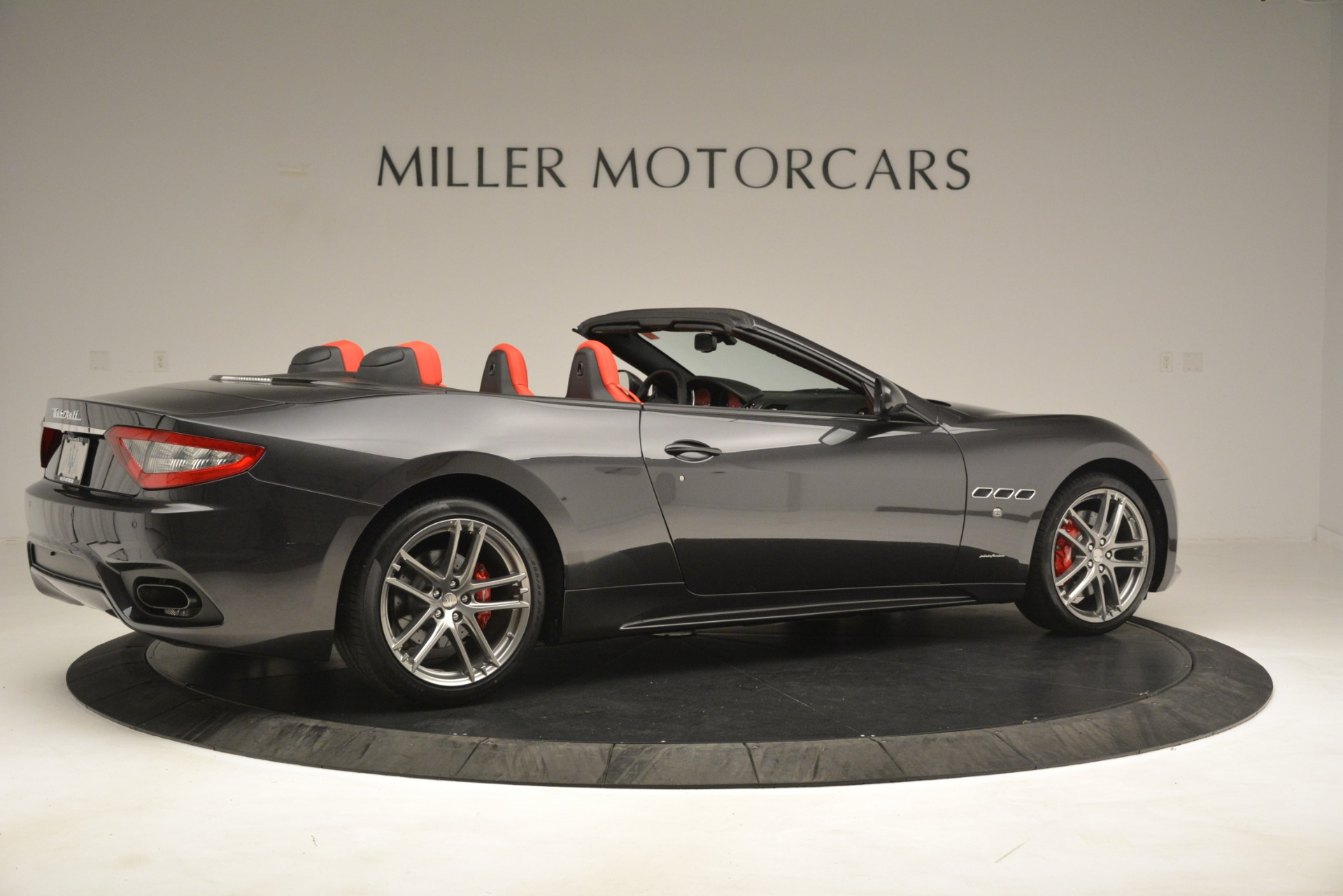 New 2018 Maserati GranTurismo Sport Convertible For Sale In Greenwich, CT 3138_p15