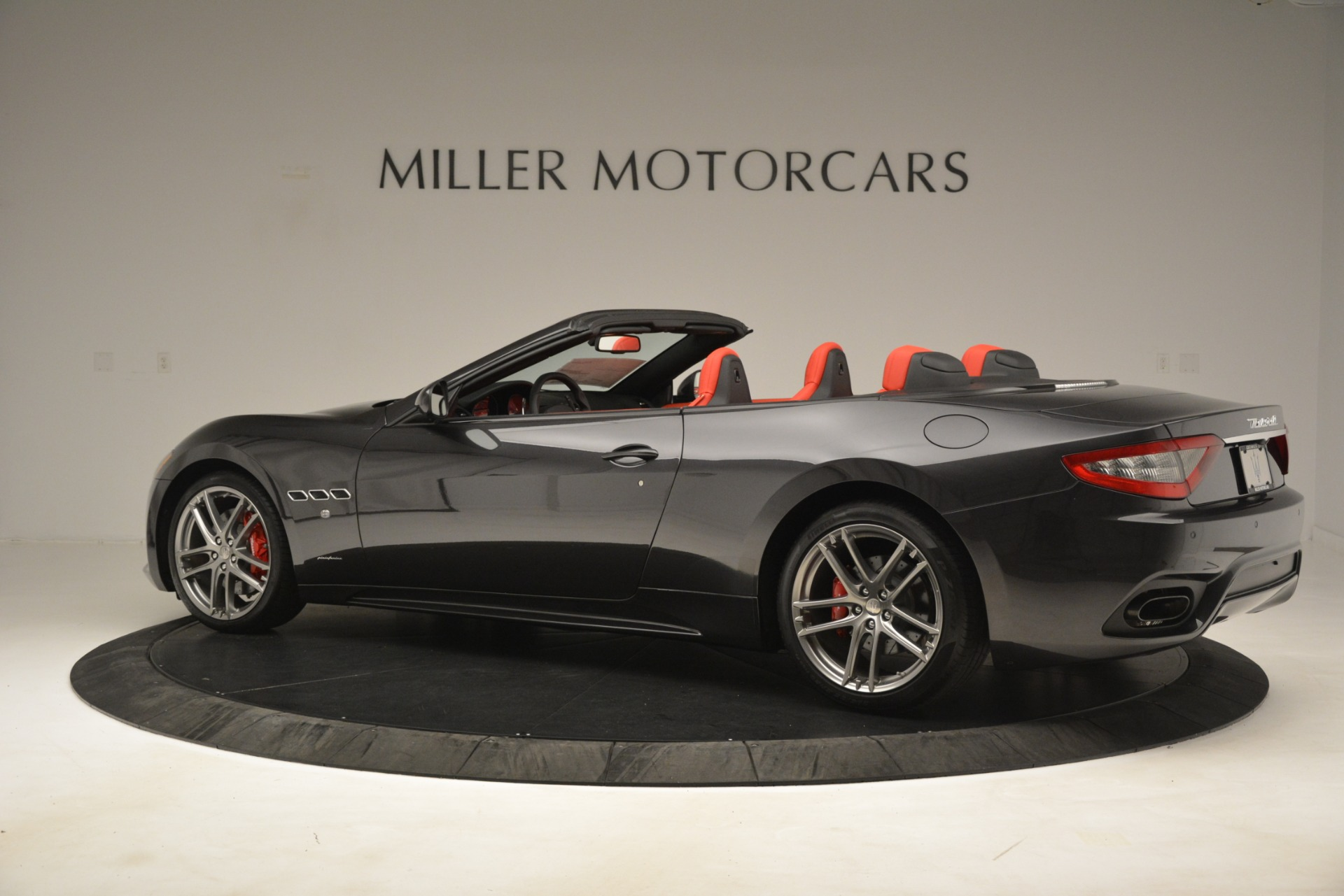 New 2018 Maserati GranTurismo Sport Convertible For Sale In Greenwich, CT 3138_p7