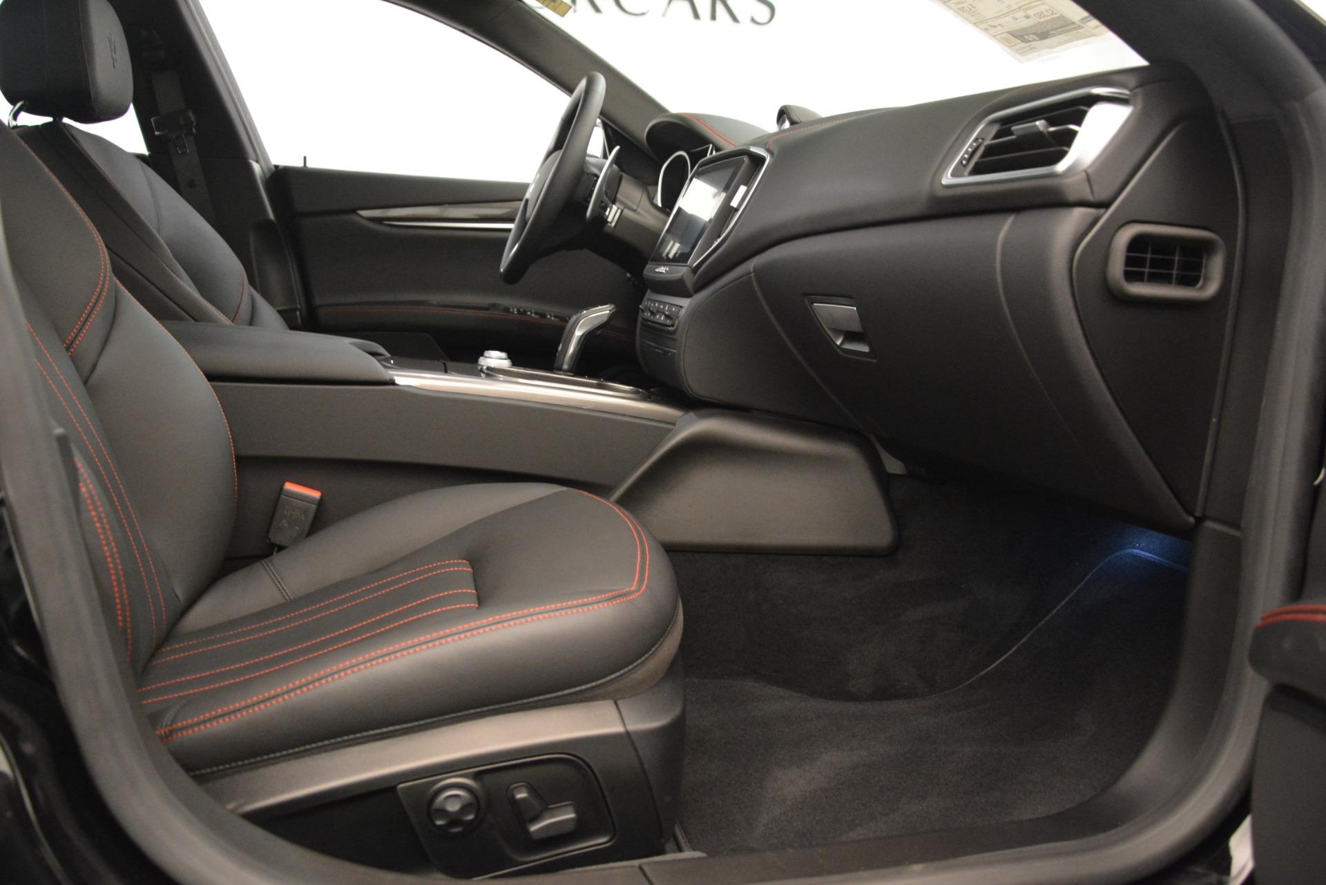New 2019 Maserati Ghibli S Q4 For Sale In Greenwich, CT 3139_p23
