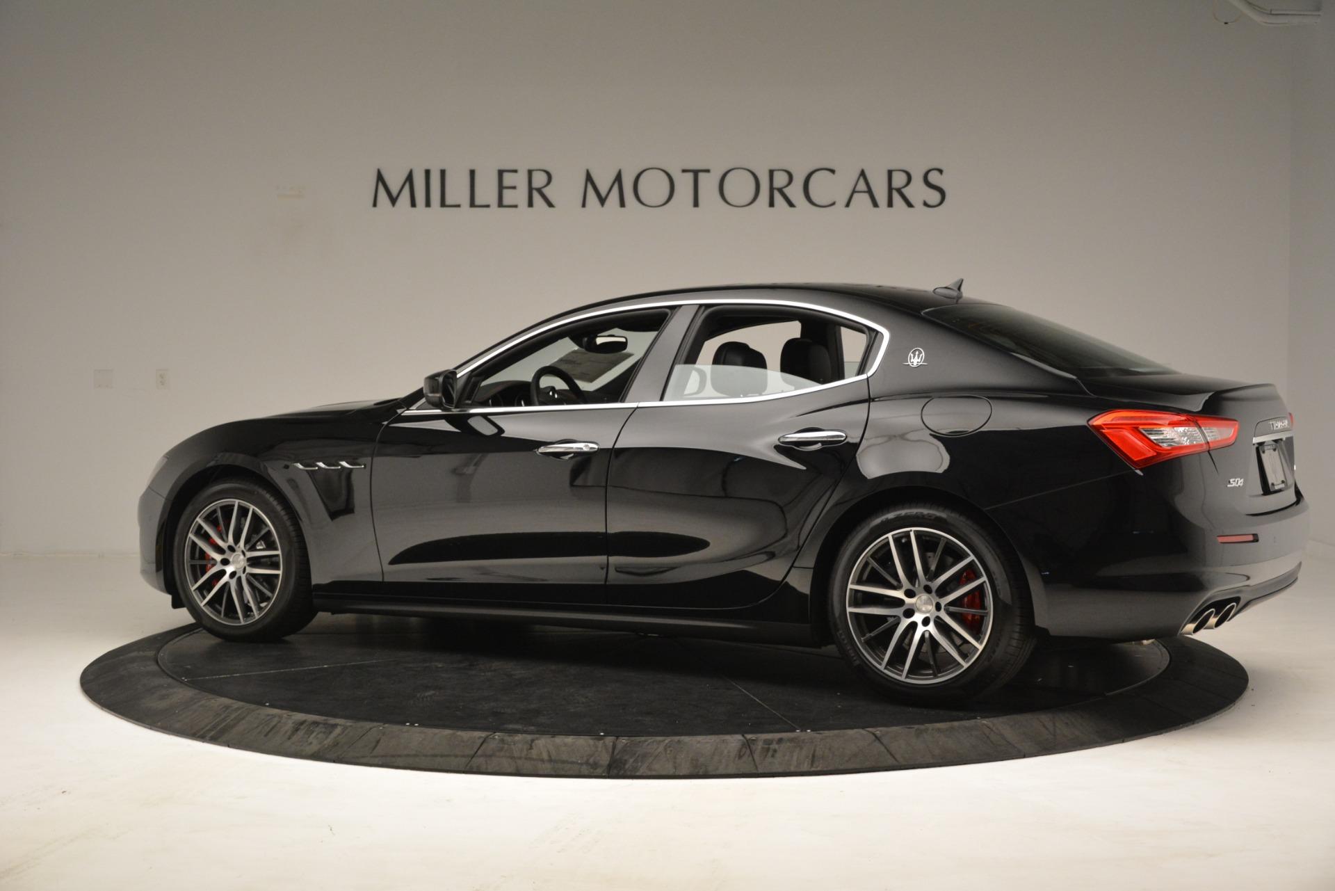 New 2019 Maserati Ghibli S Q4 For Sale In Greenwich, CT 3139_p4