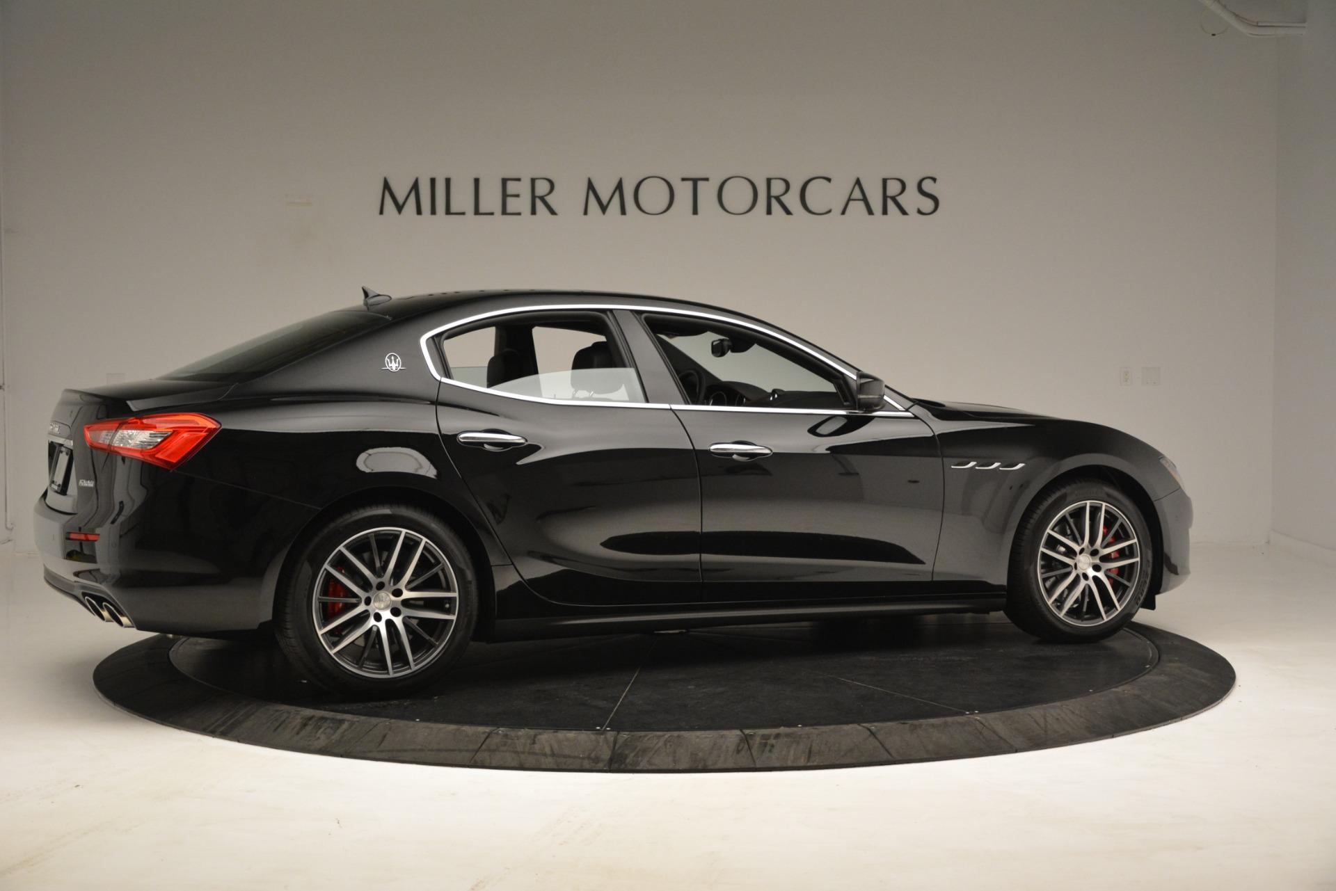 New 2019 Maserati Ghibli S Q4 For Sale In Greenwich, CT 3139_p8