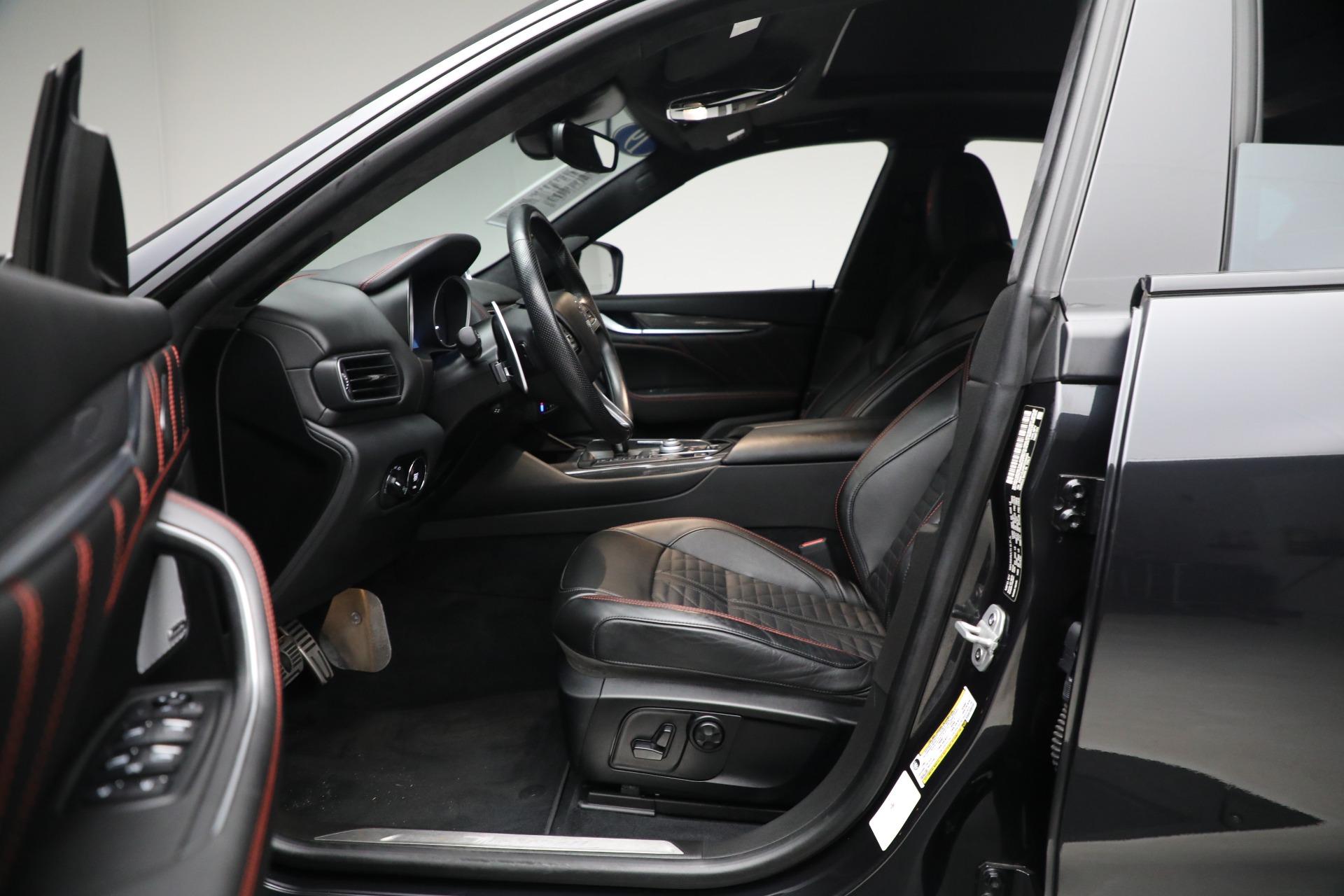 New 2019 Maserati Levante GTS For Sale In Greenwich, CT 3140_p13