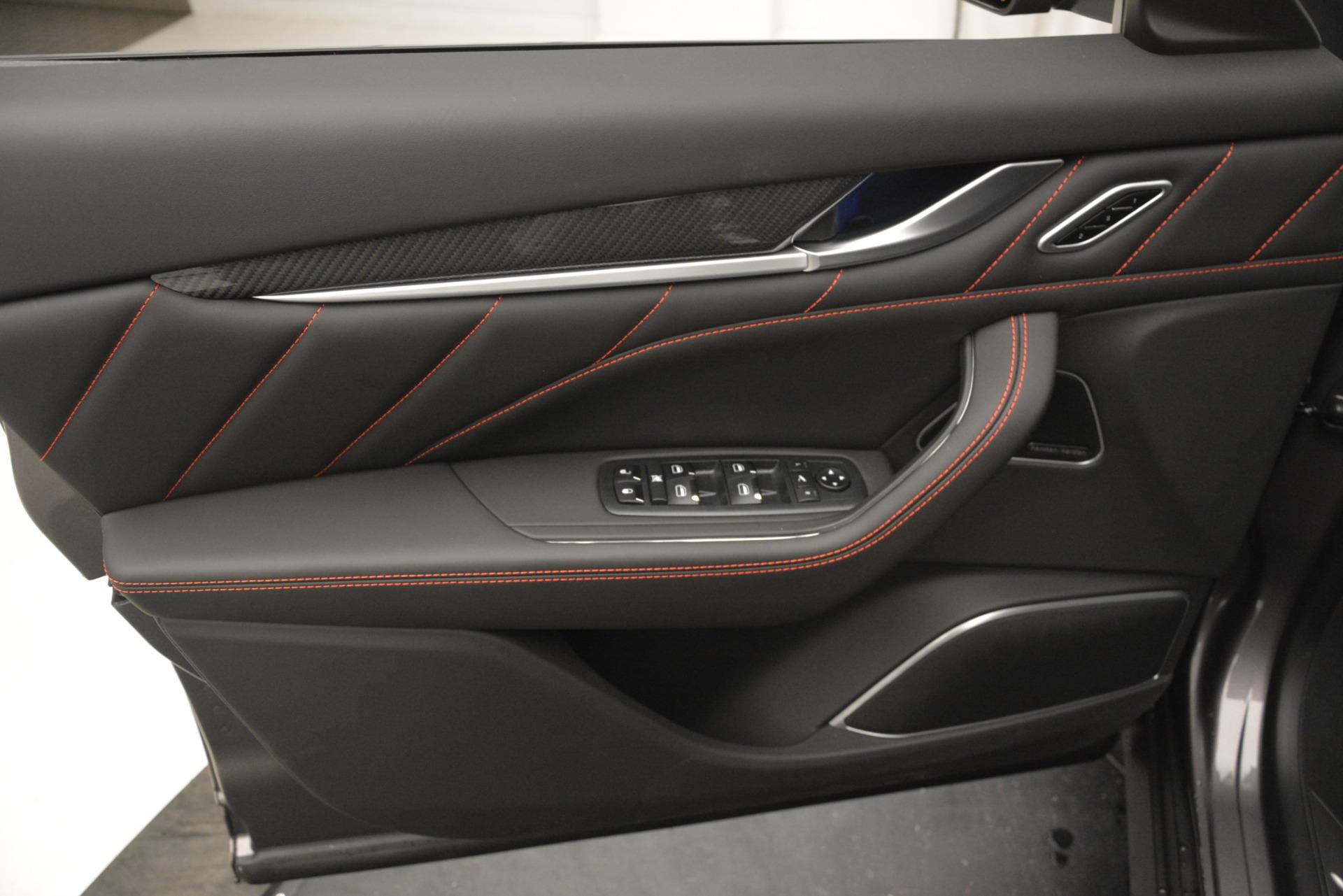 New 2019 Maserati Levante S Q4 GranSport For Sale In Greenwich, CT 3141_p17