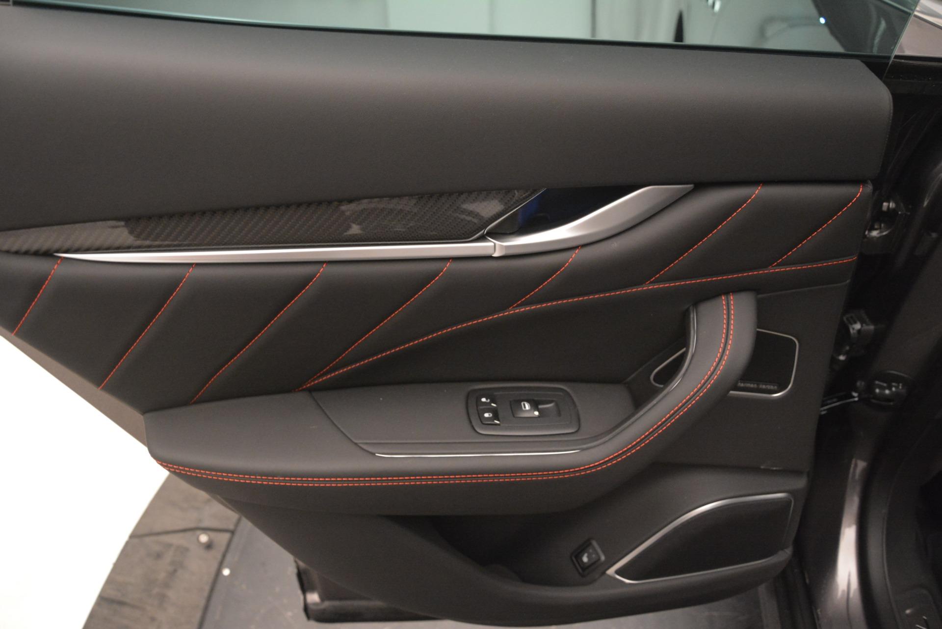 New 2019 Maserati Levante S Q4 GranSport For Sale In Greenwich, CT 3141_p21
