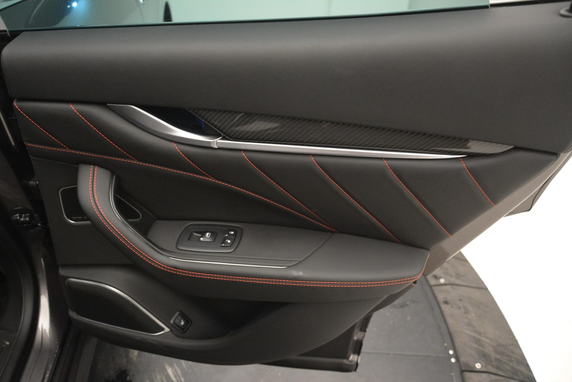 New 2019 Maserati Levante S Q4 GranSport For Sale In Greenwich, CT 3141_p29