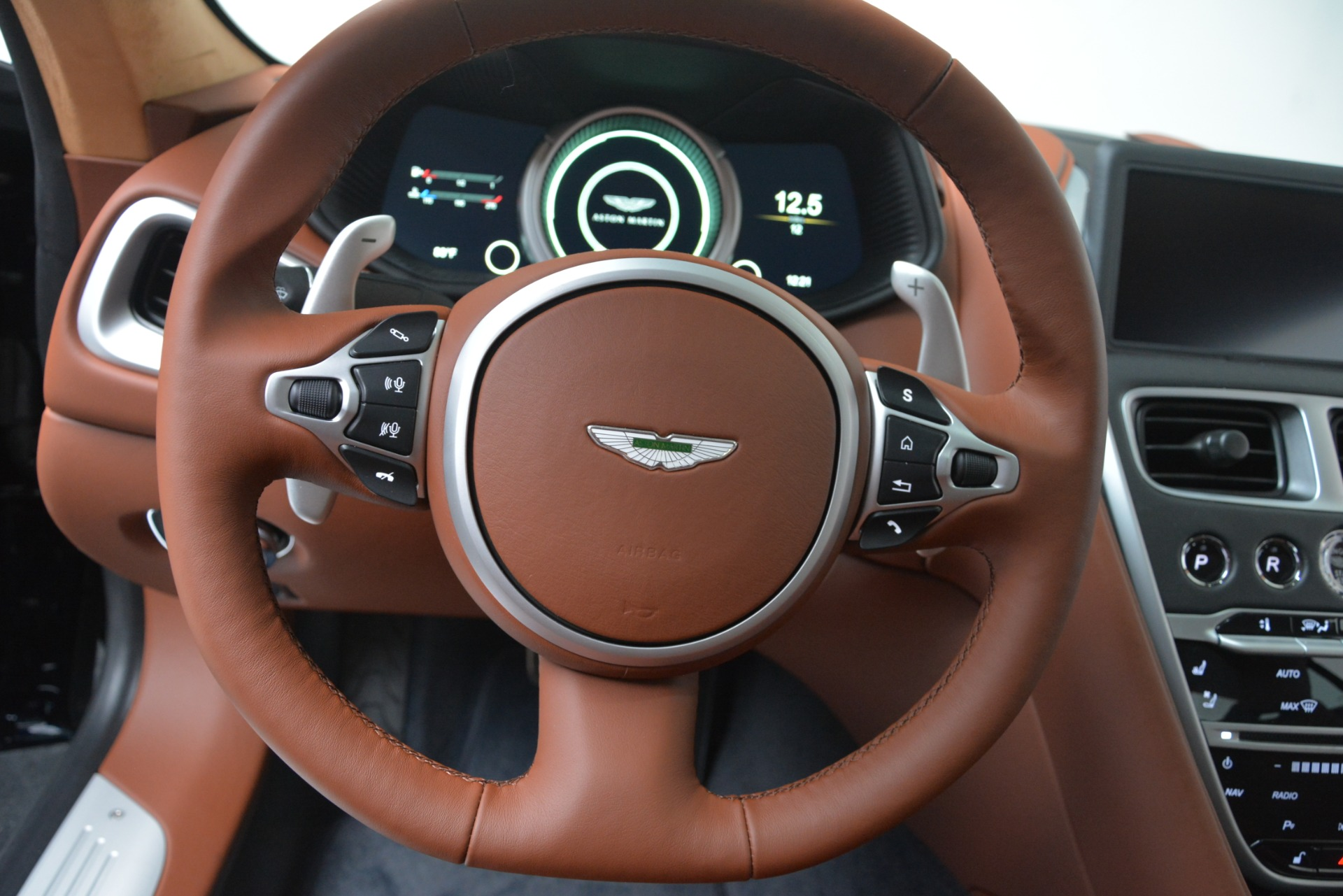 New 2019 Aston Martin DB11 V8 Coupe For Sale In Greenwich, CT 3145_p22