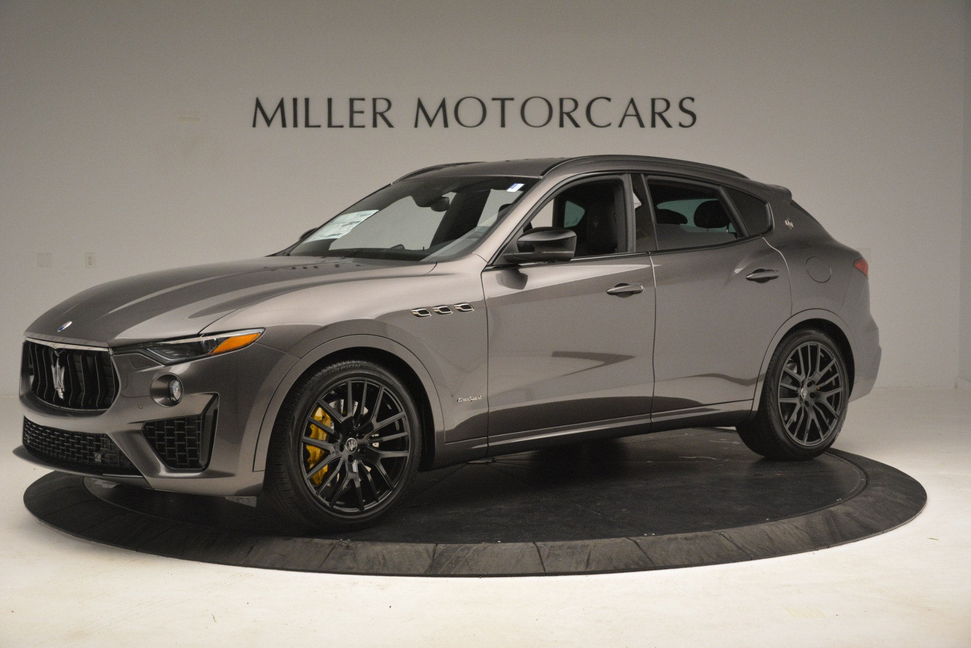 New 2019 Maserati Levante SQ4 GranSport Nerissimo For Sale In Greenwich, CT 3146_p2